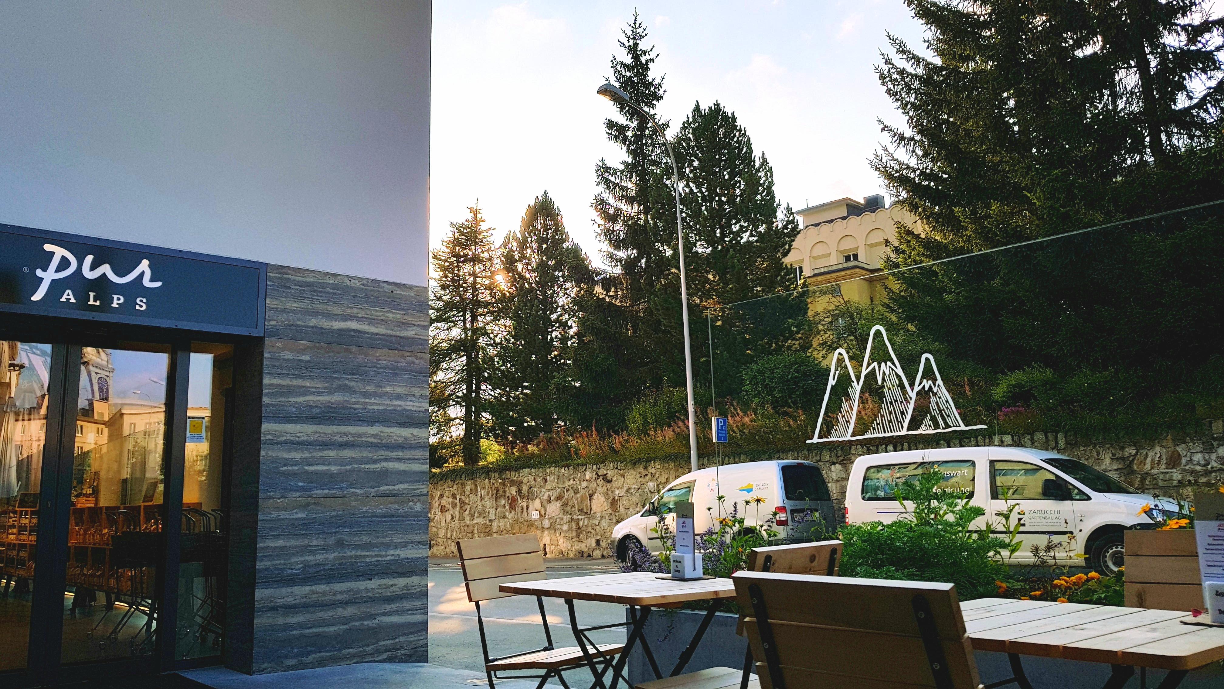 Pur Alps Bistro - der alpine Genussmarkt Slide 15
