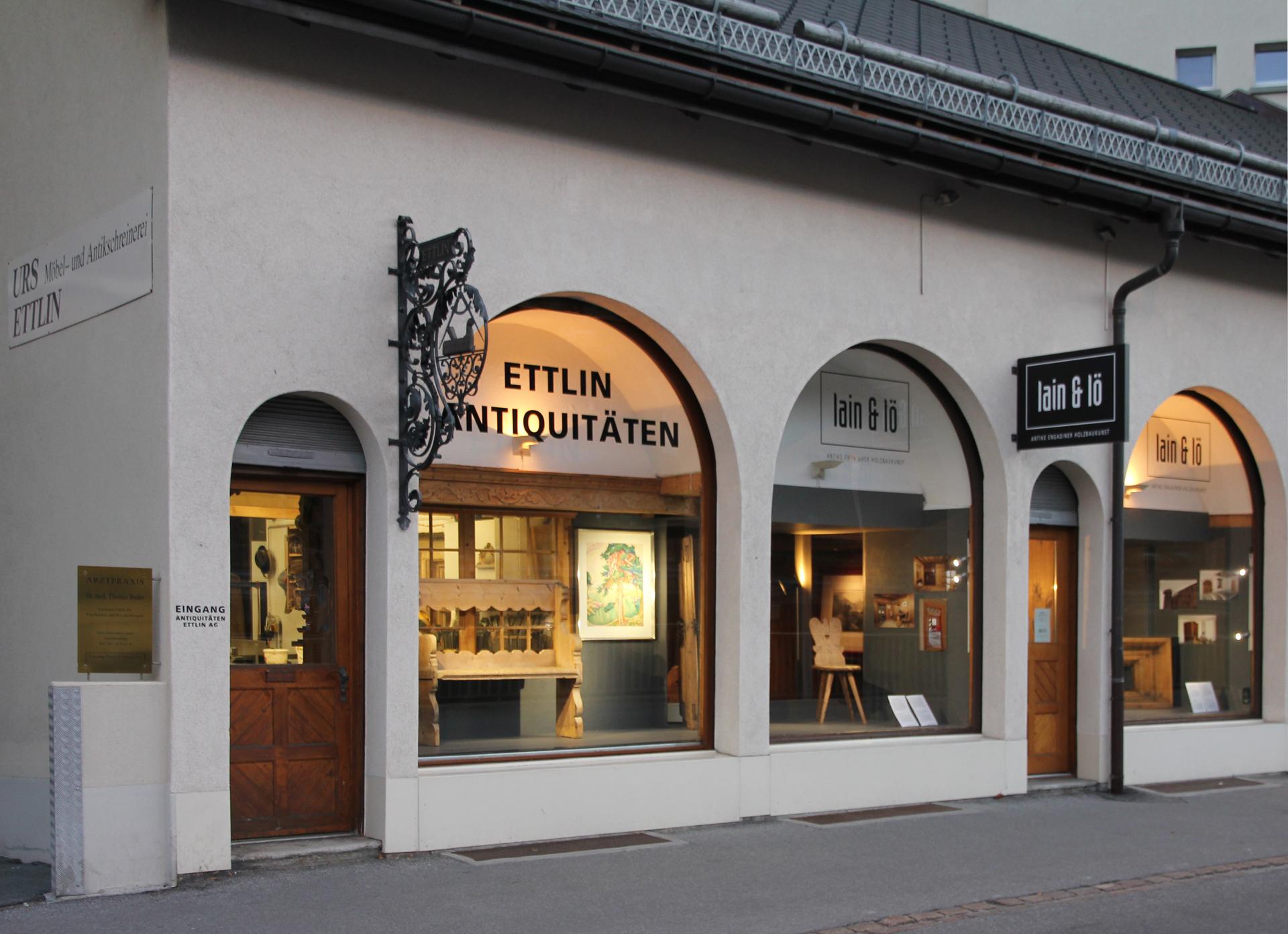 Antiquitäten Ettlin AG Slide 1
