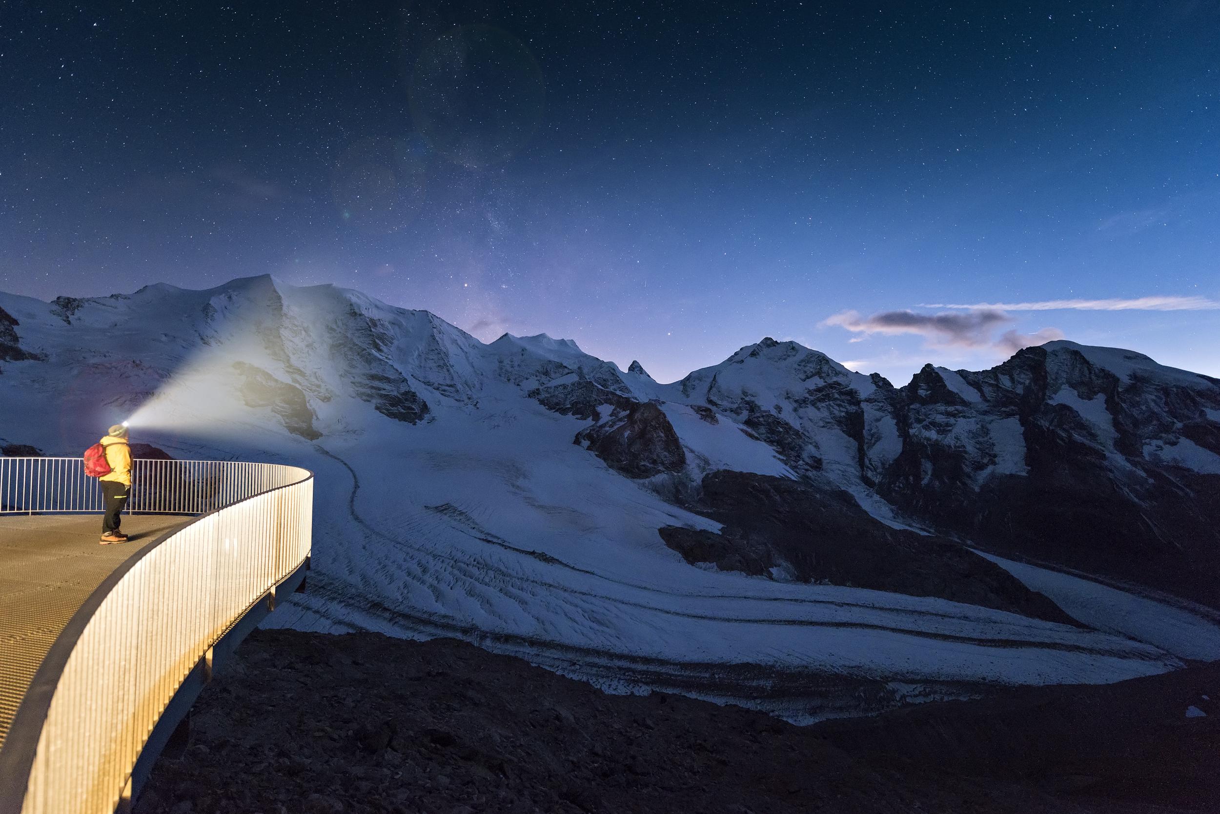 Berghaus Diavolezza 3000m Slide 1