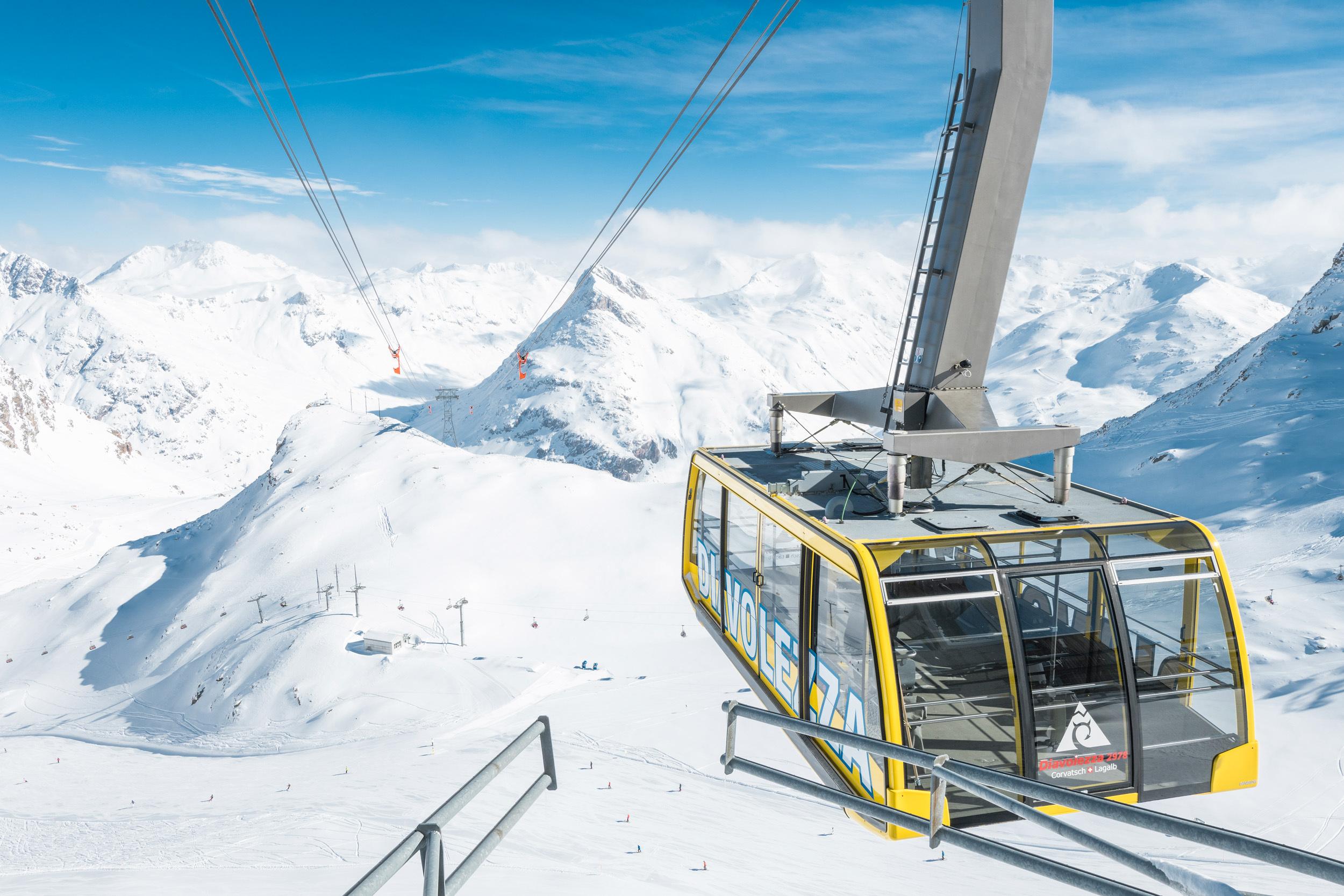 Berghaus Diavolezza 3000m Slide 11