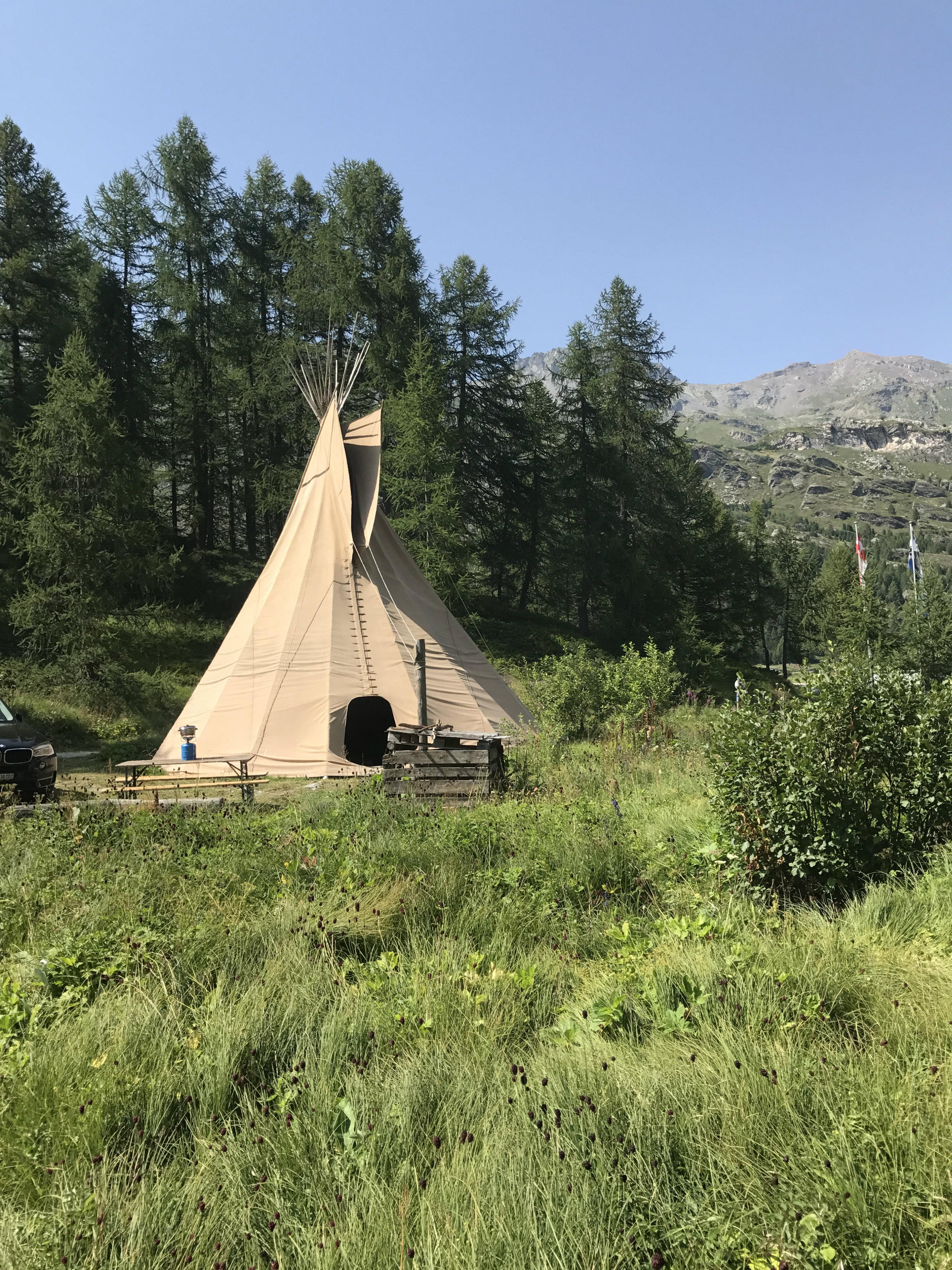 Camping Plan Curtinac Slide 2