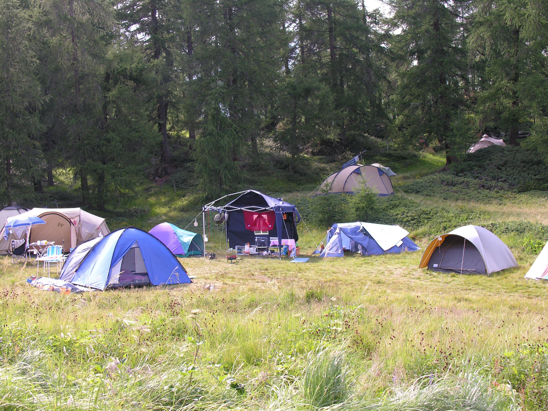 Camping Plan Curtinac Slide 3