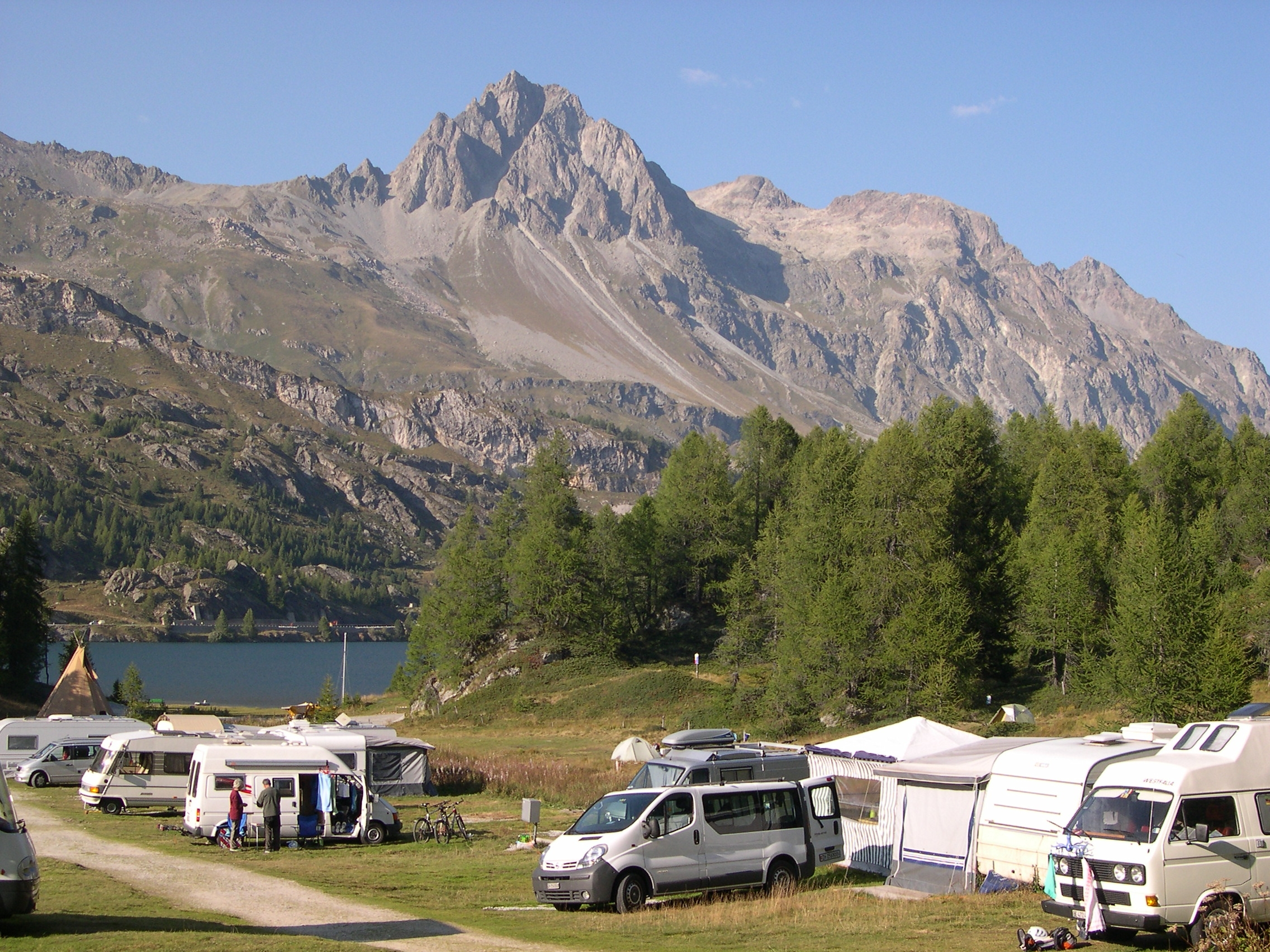 Camping Plan Curtinac Slide 5