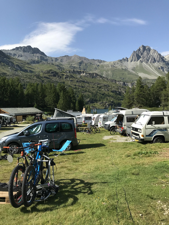 Camping Plan Curtinac Slide 6