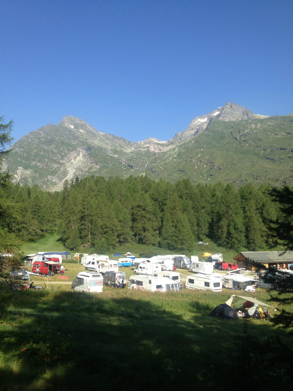 Camping Plan Curtinac Slide 7