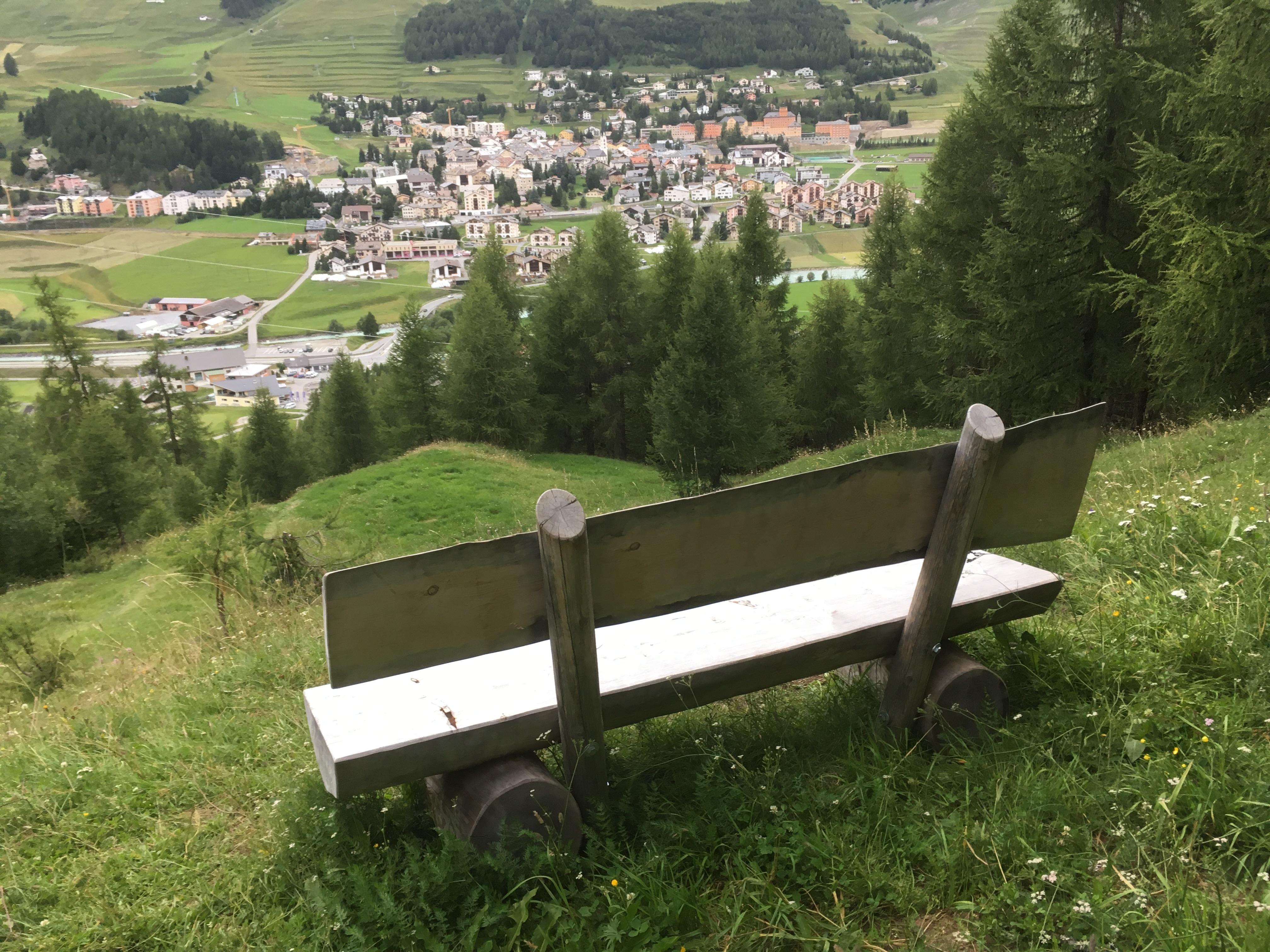 Sitzbank Arpiglia Slide 1