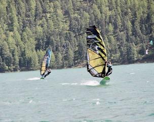 Windsurfing Silvaplana GmbH Slide 4