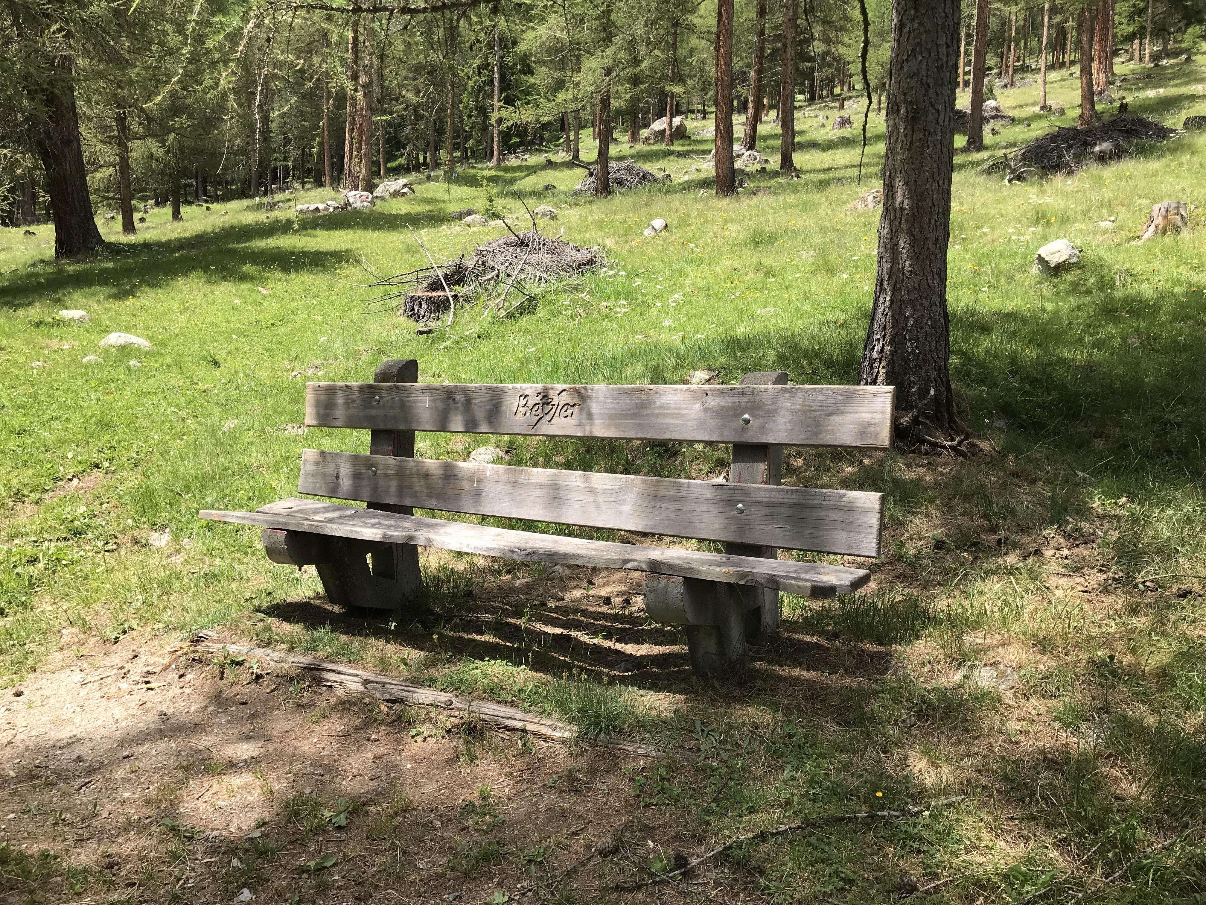 Sitzbänke Bever Slide 6