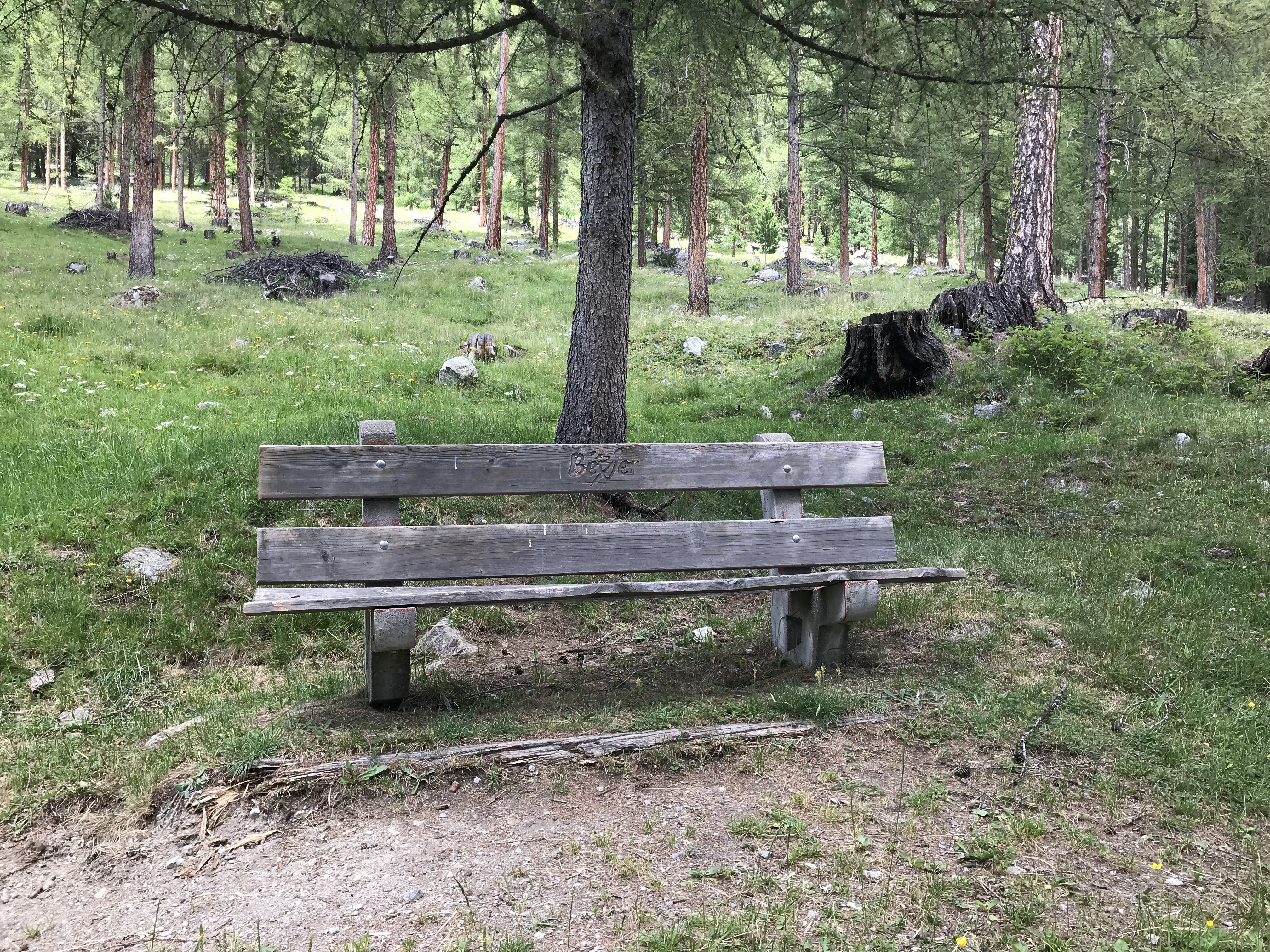 Sitzbänke Bever Slide 7