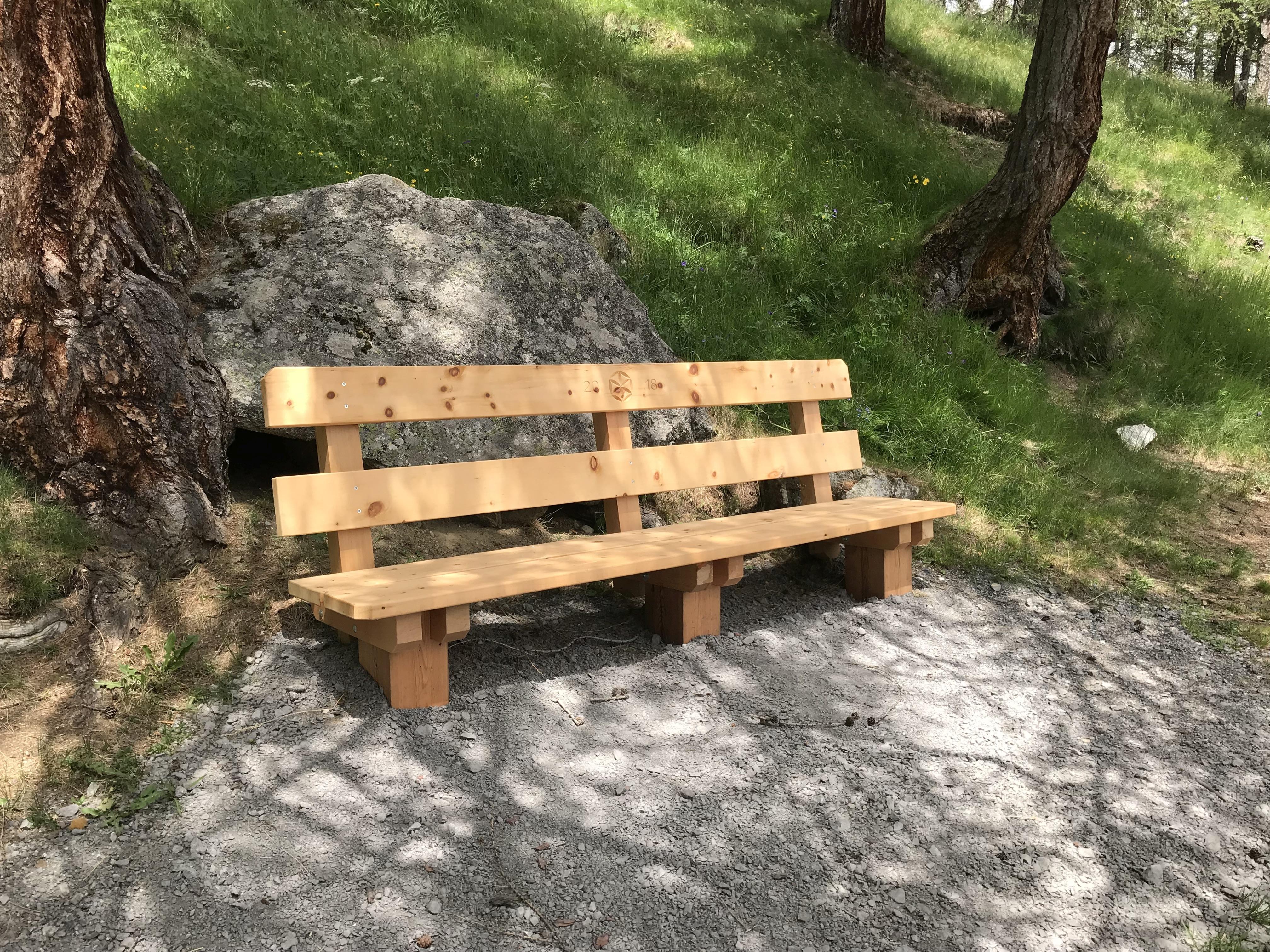 Sitzbänke Bever Slide 10