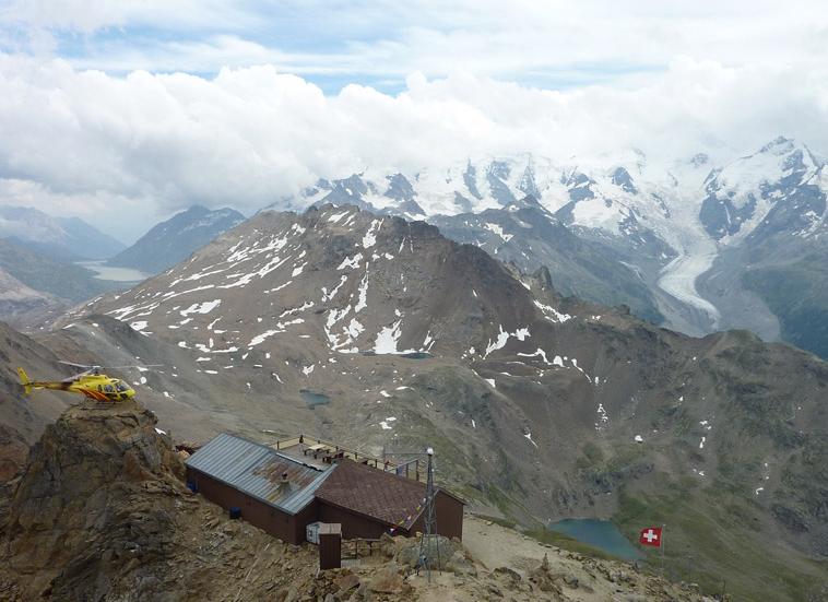Georgy-Hütte Slide 3