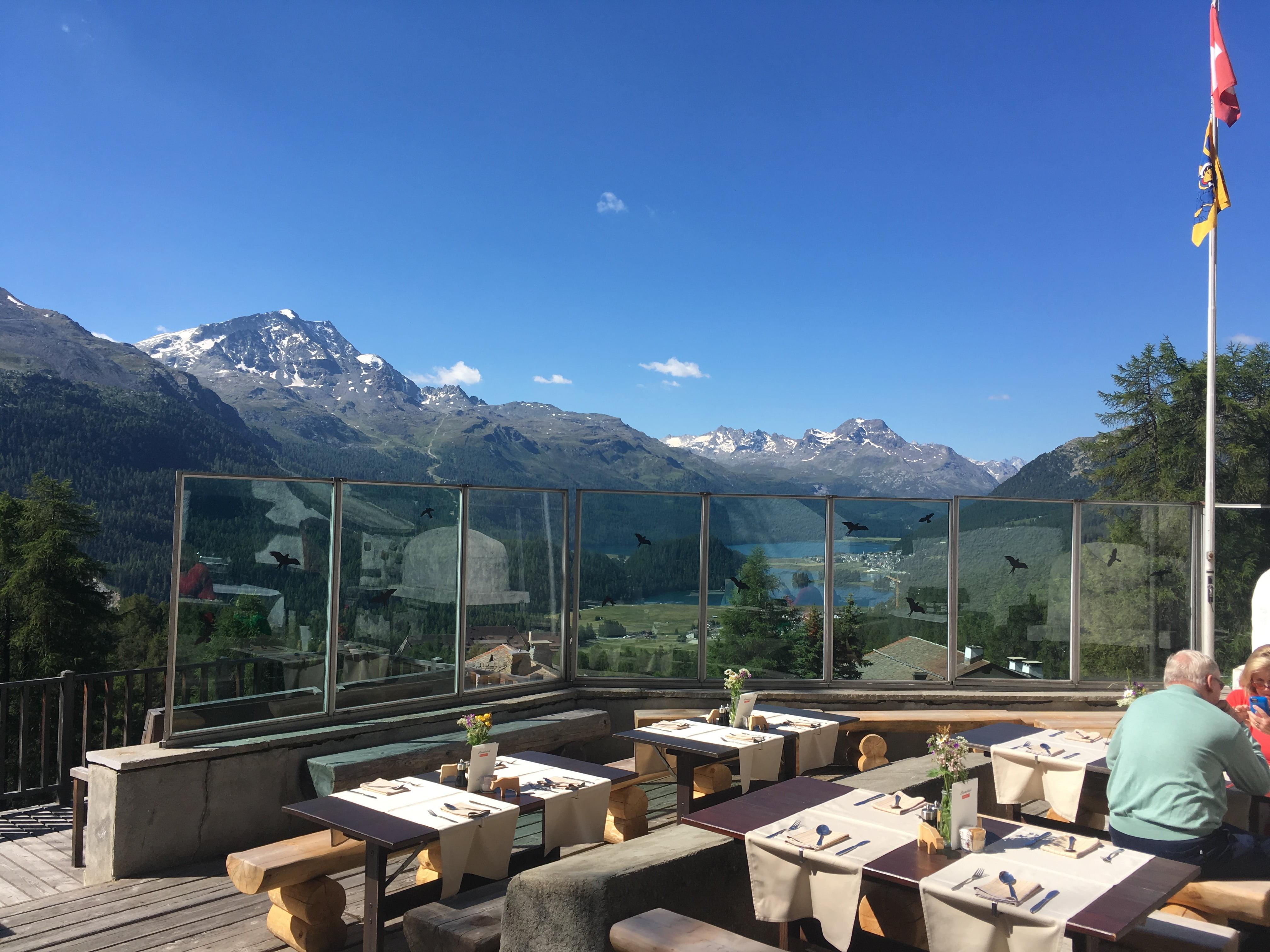 Berg- und Ausflugsrestaurants
