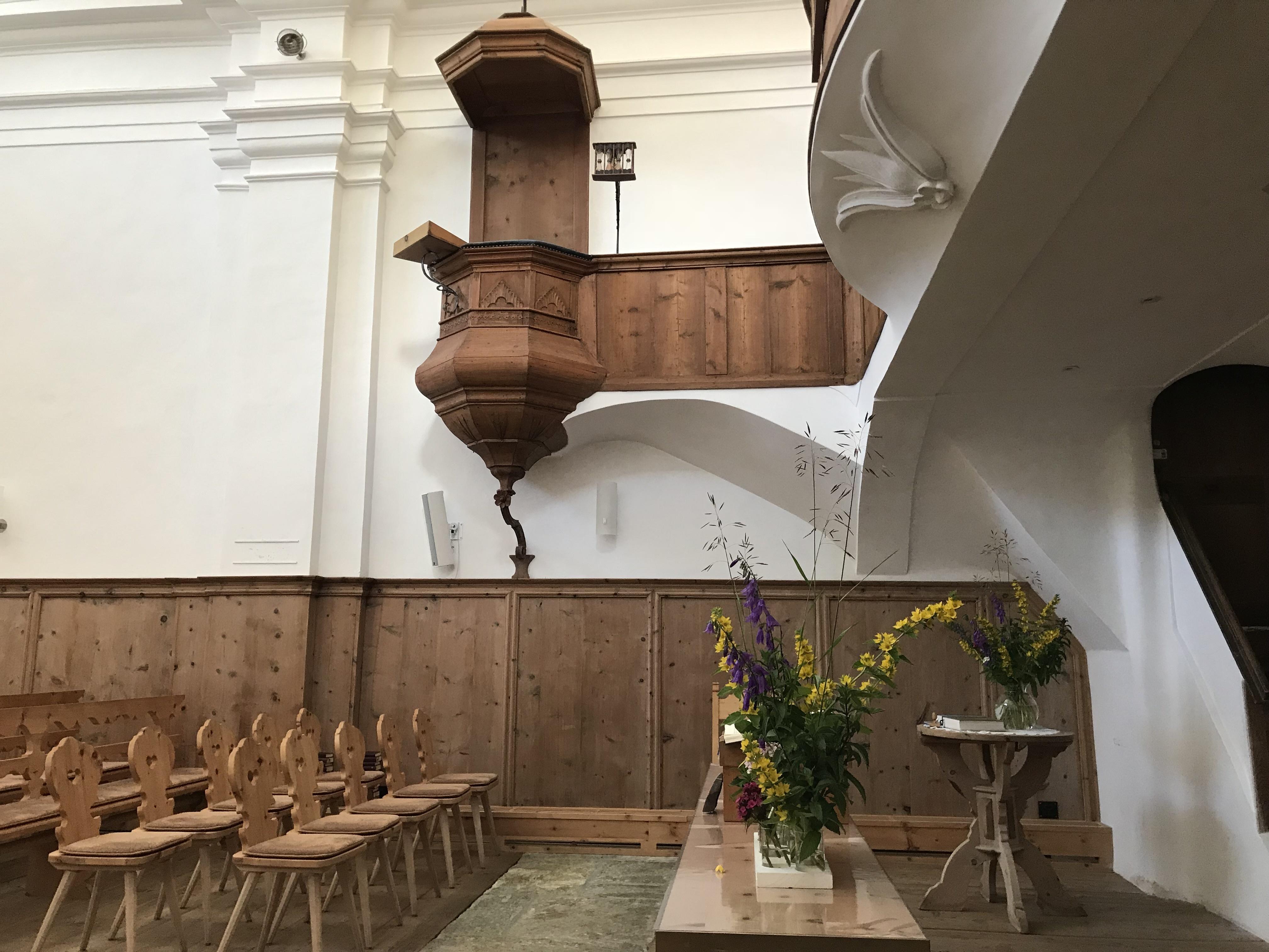 Reformierte Dorfkirche Slide 1