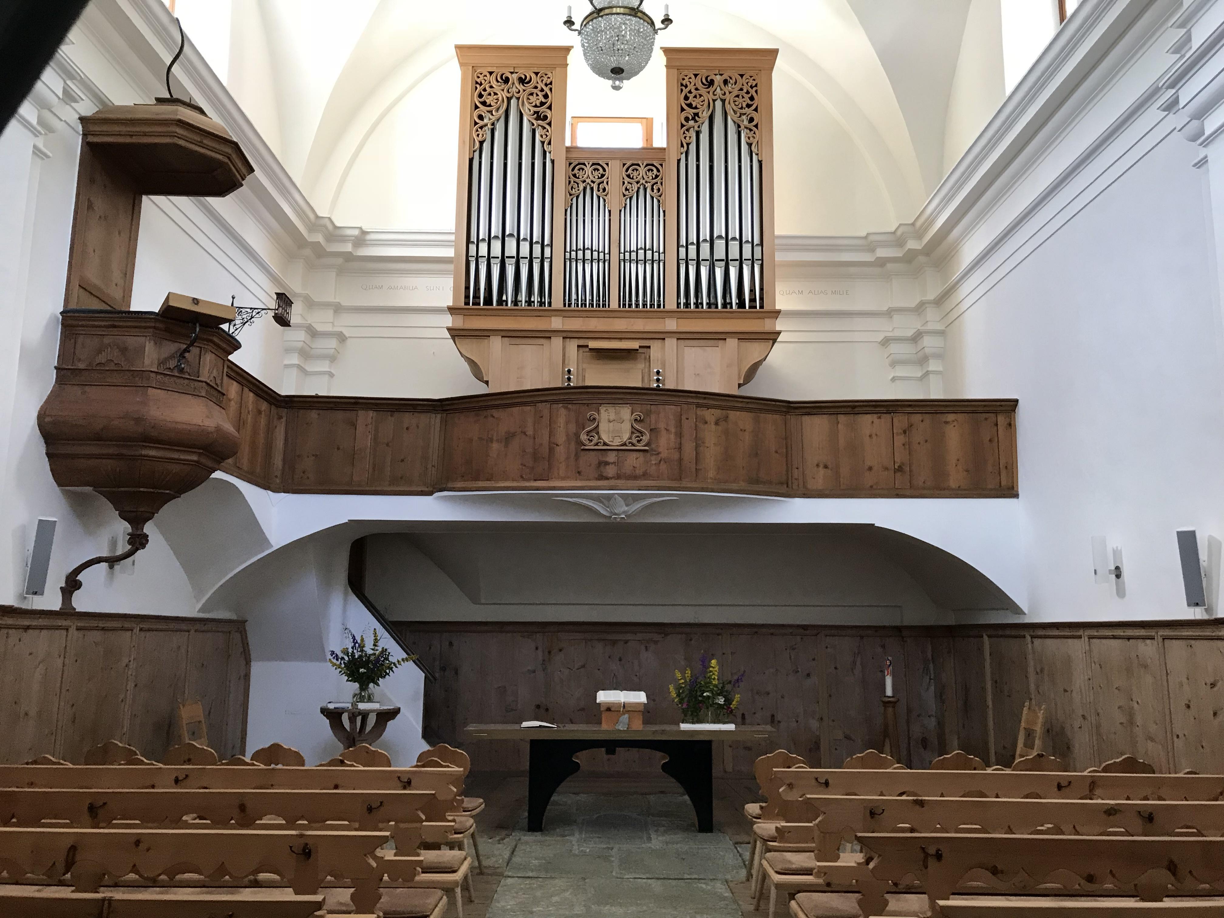 Reformierte Dorfkirche Slide 2