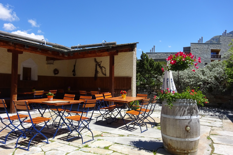 Restaurant Chesa Alpina Slide 4