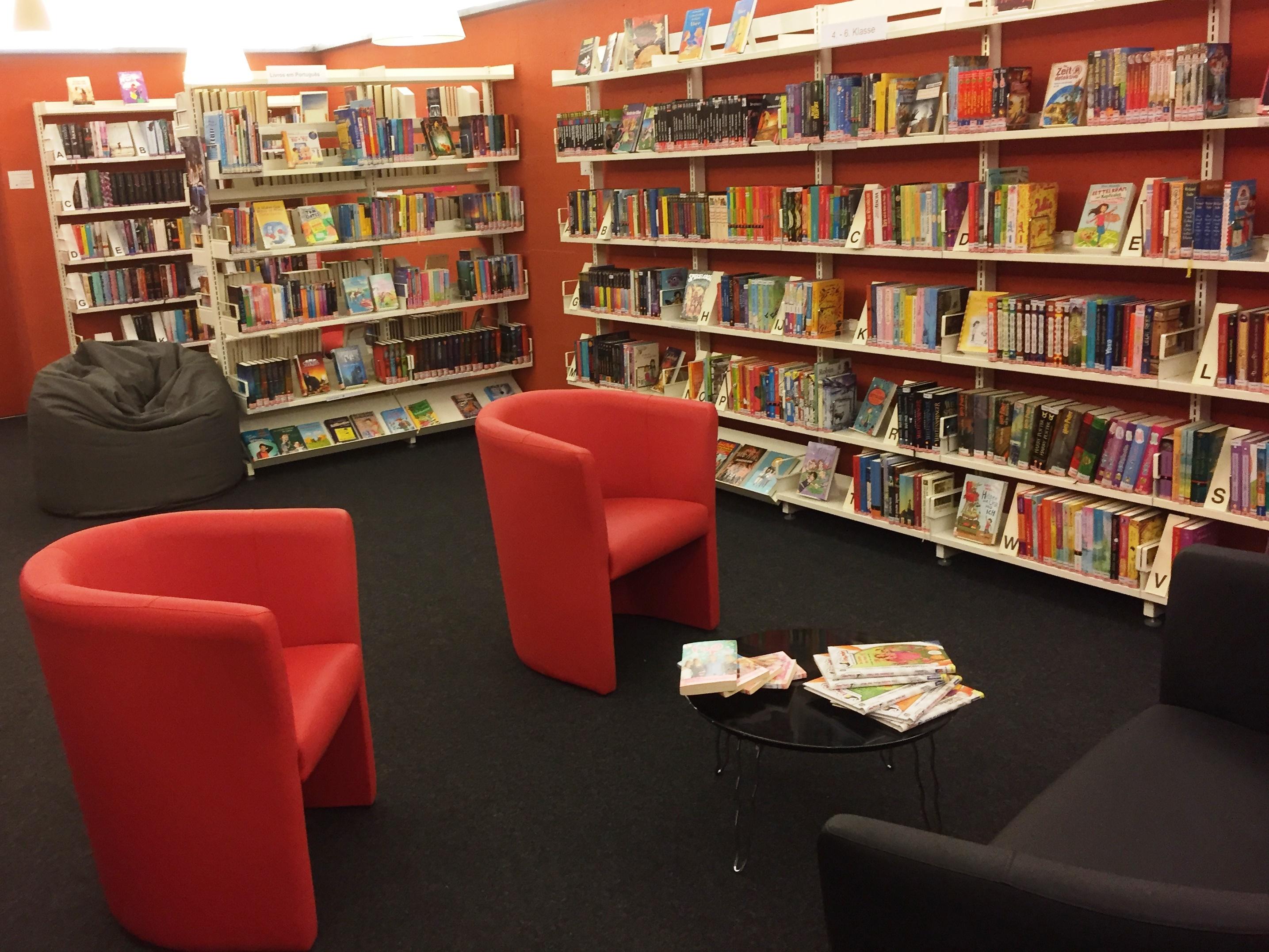 Biblioteca da Samedan / Bever Slide 2