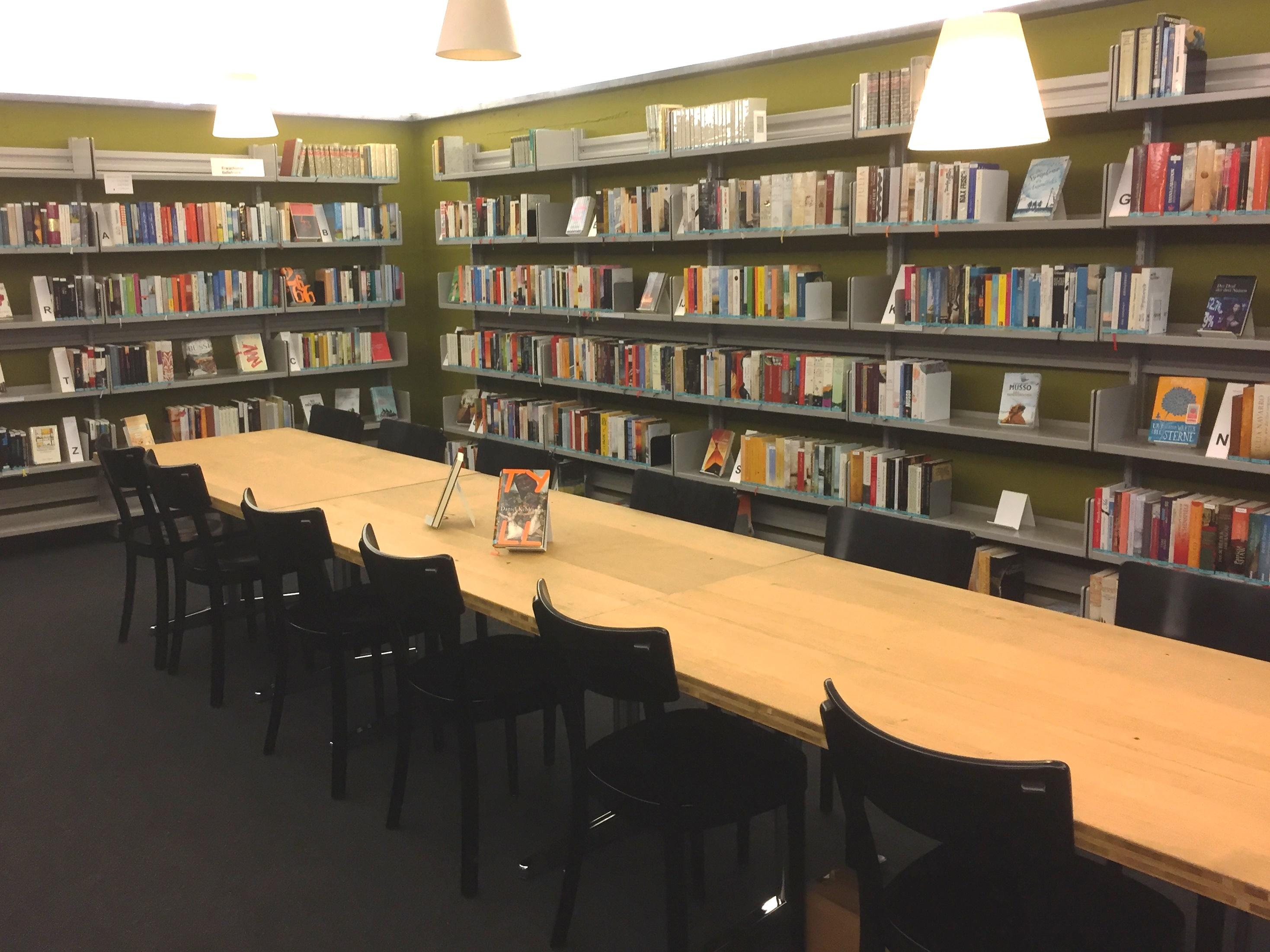 Biblioteca da Samedan / Bever Slide 3