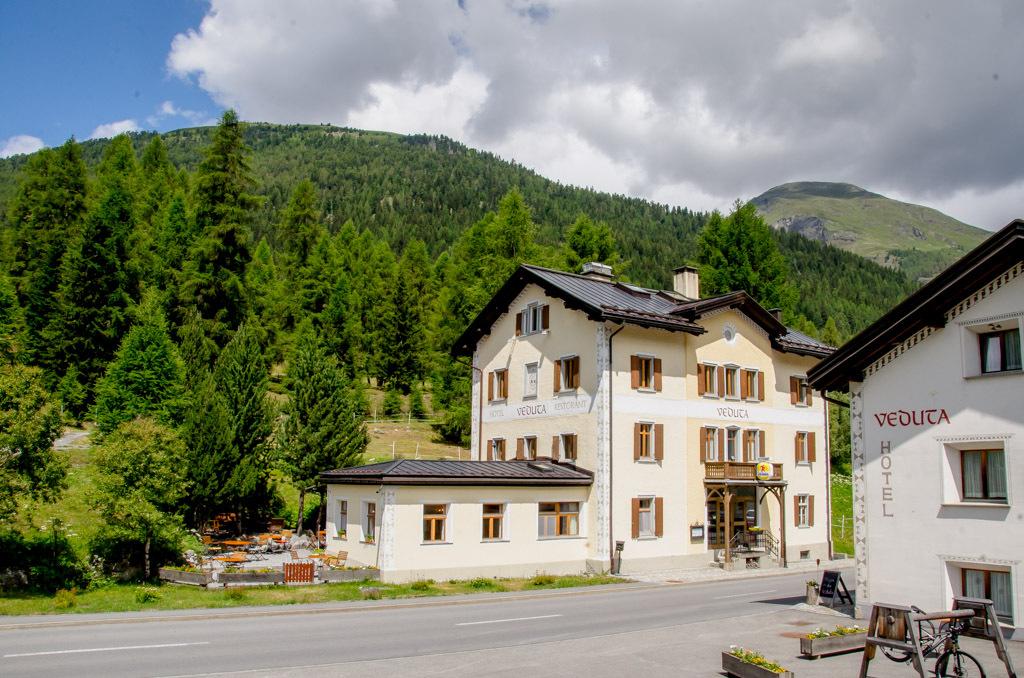 Hotel Restaurant Veduta Slide 2