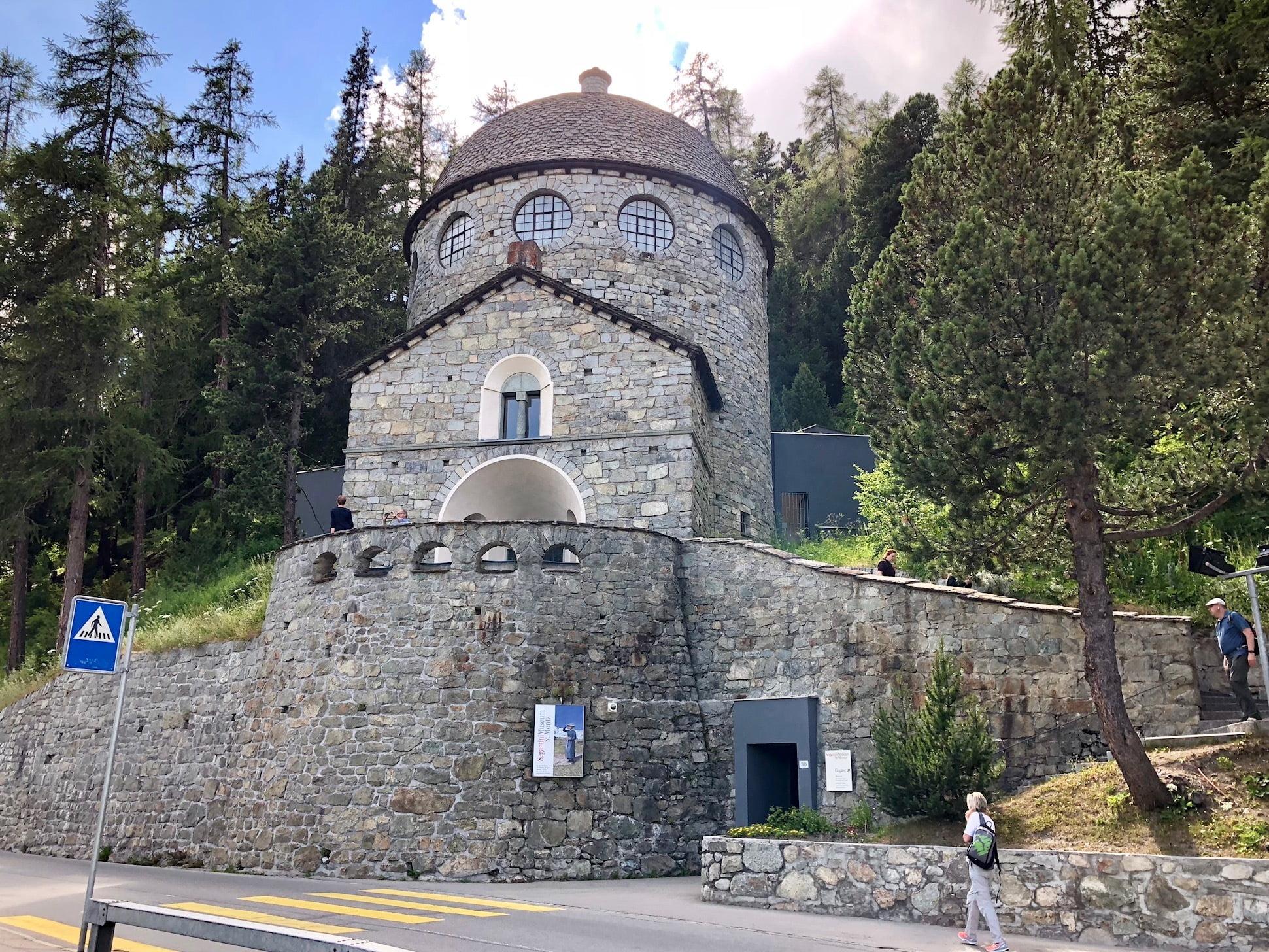 Segantini Museum, St. Moritz
