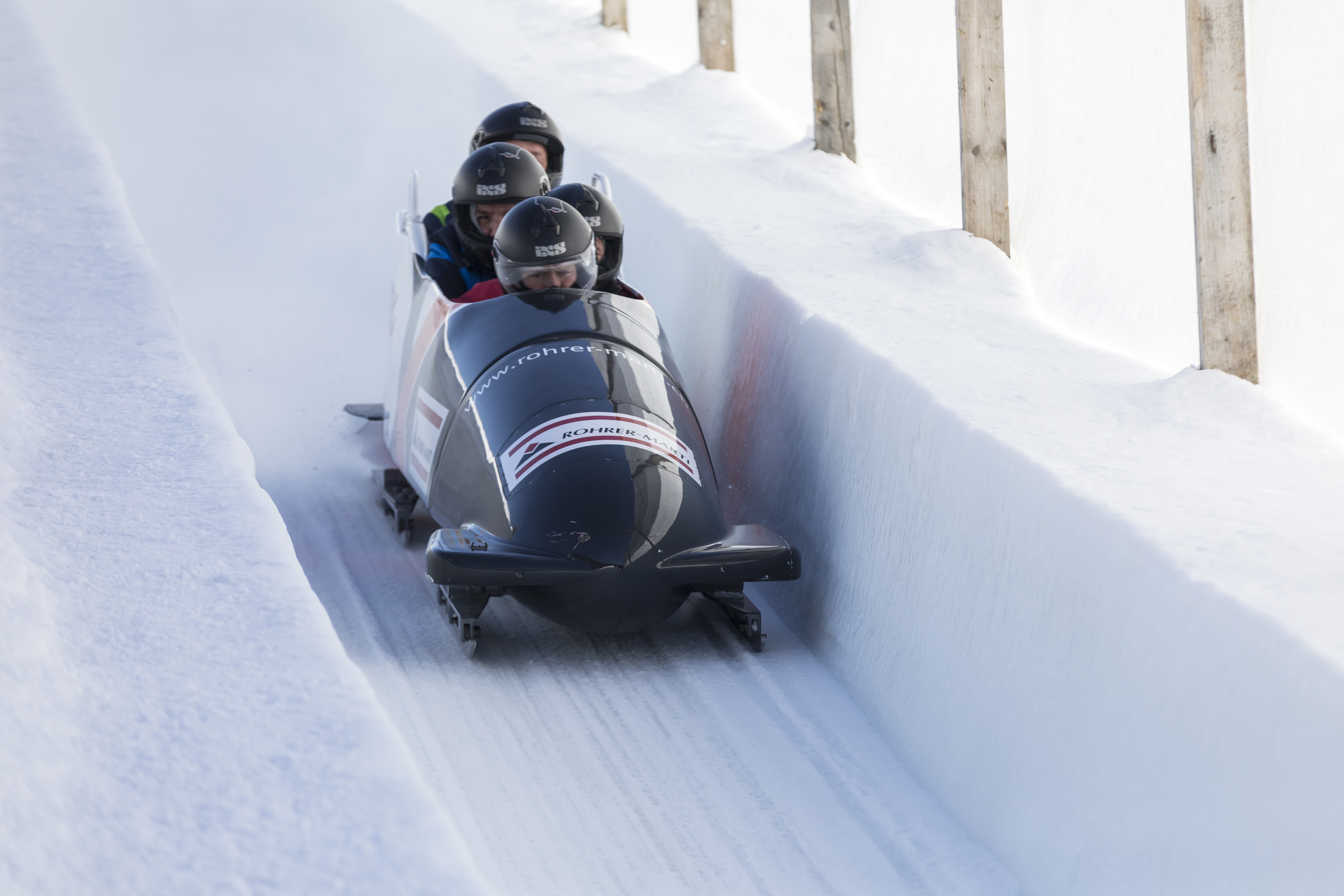 Olympia Bob Run St. Moritz-Celerina Slide 2
