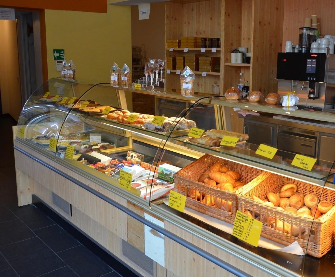 Confiserie Hanselmann (Bäckerei) Slide 1