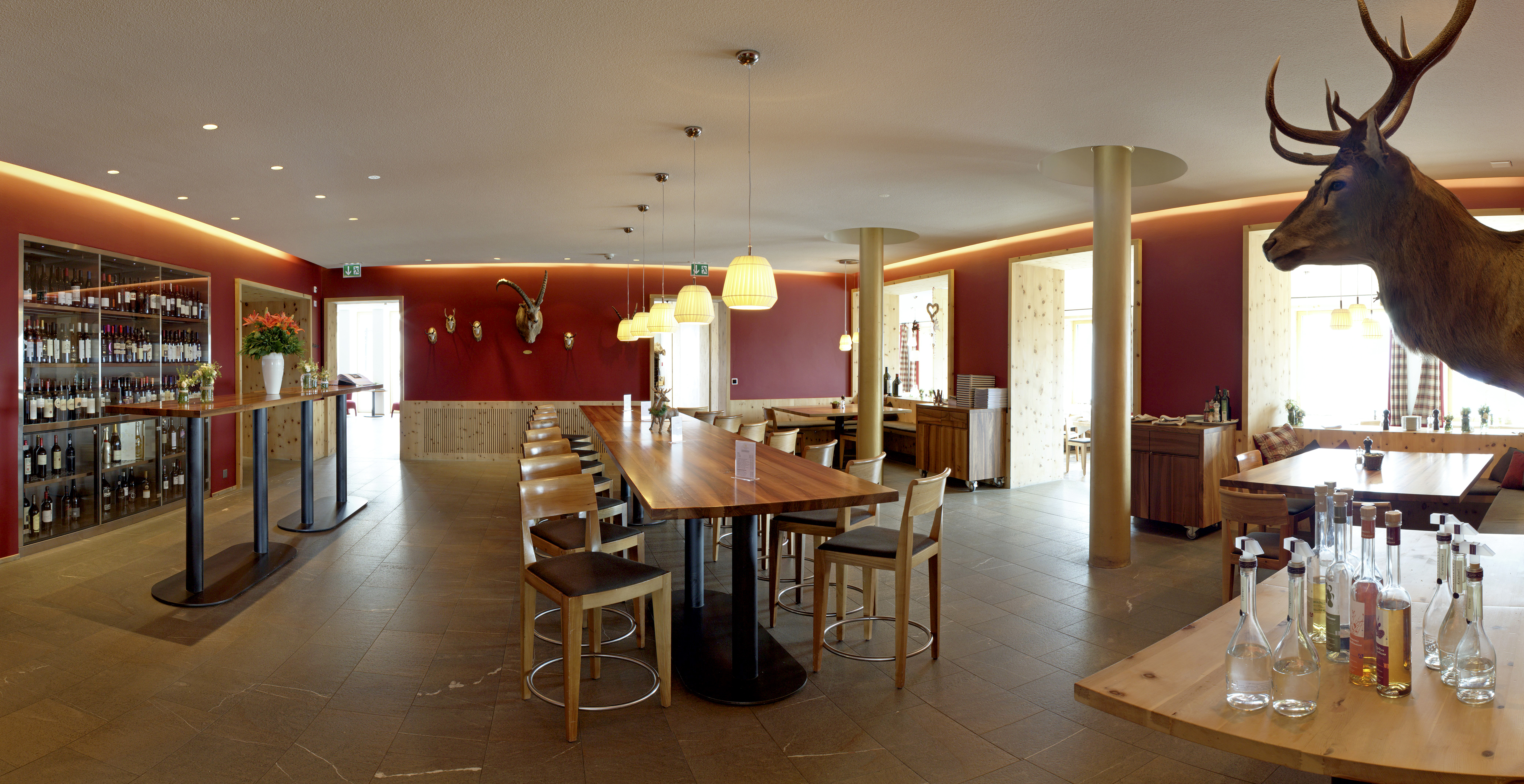 Panoramarestaurant Muottas Muragl Slide 4
