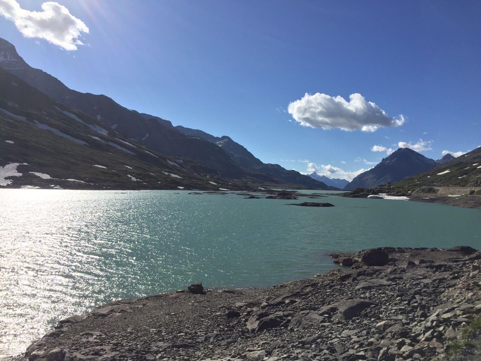 Lago Bianco Slide 1