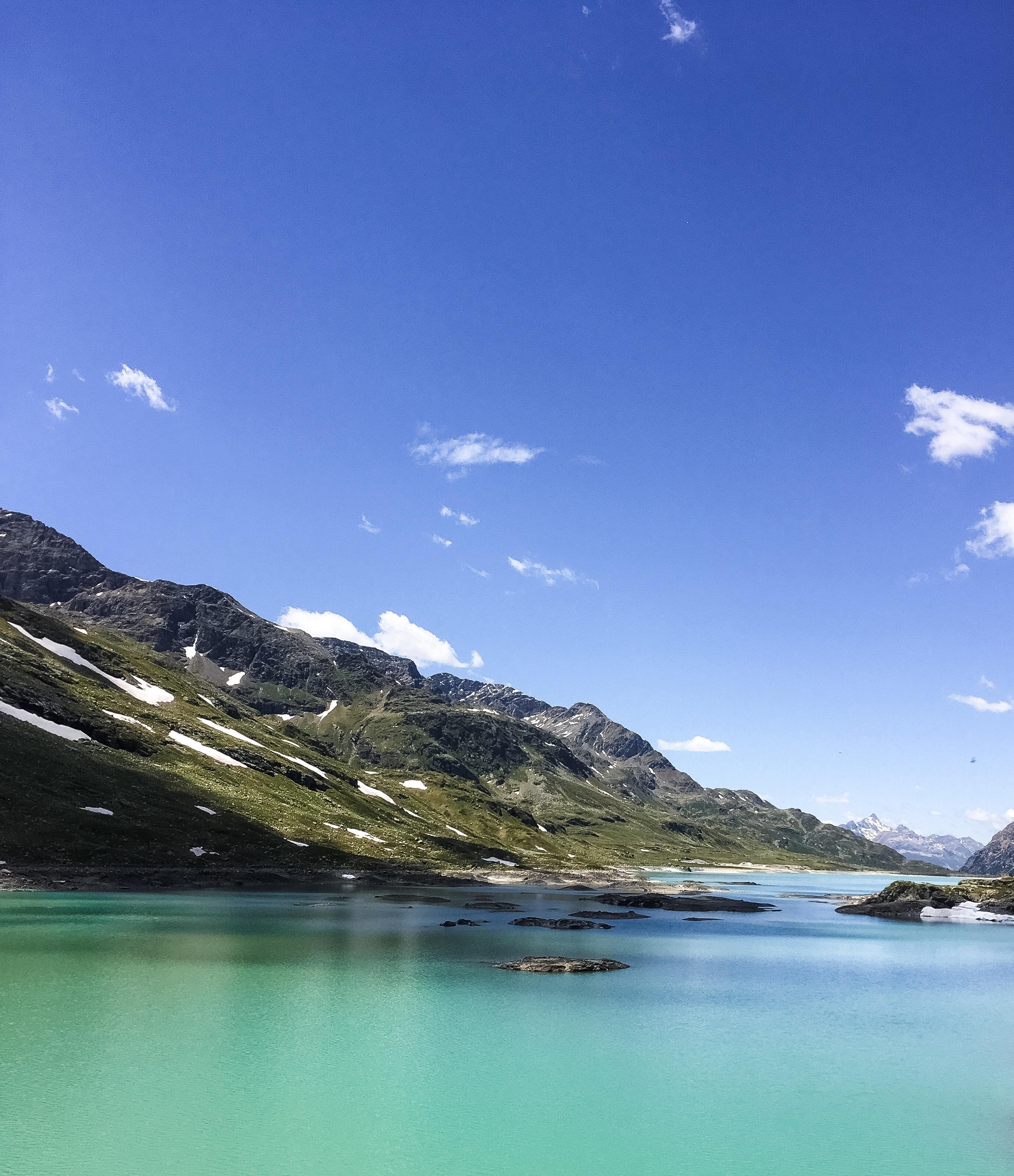 Lago Bianco Slide 2