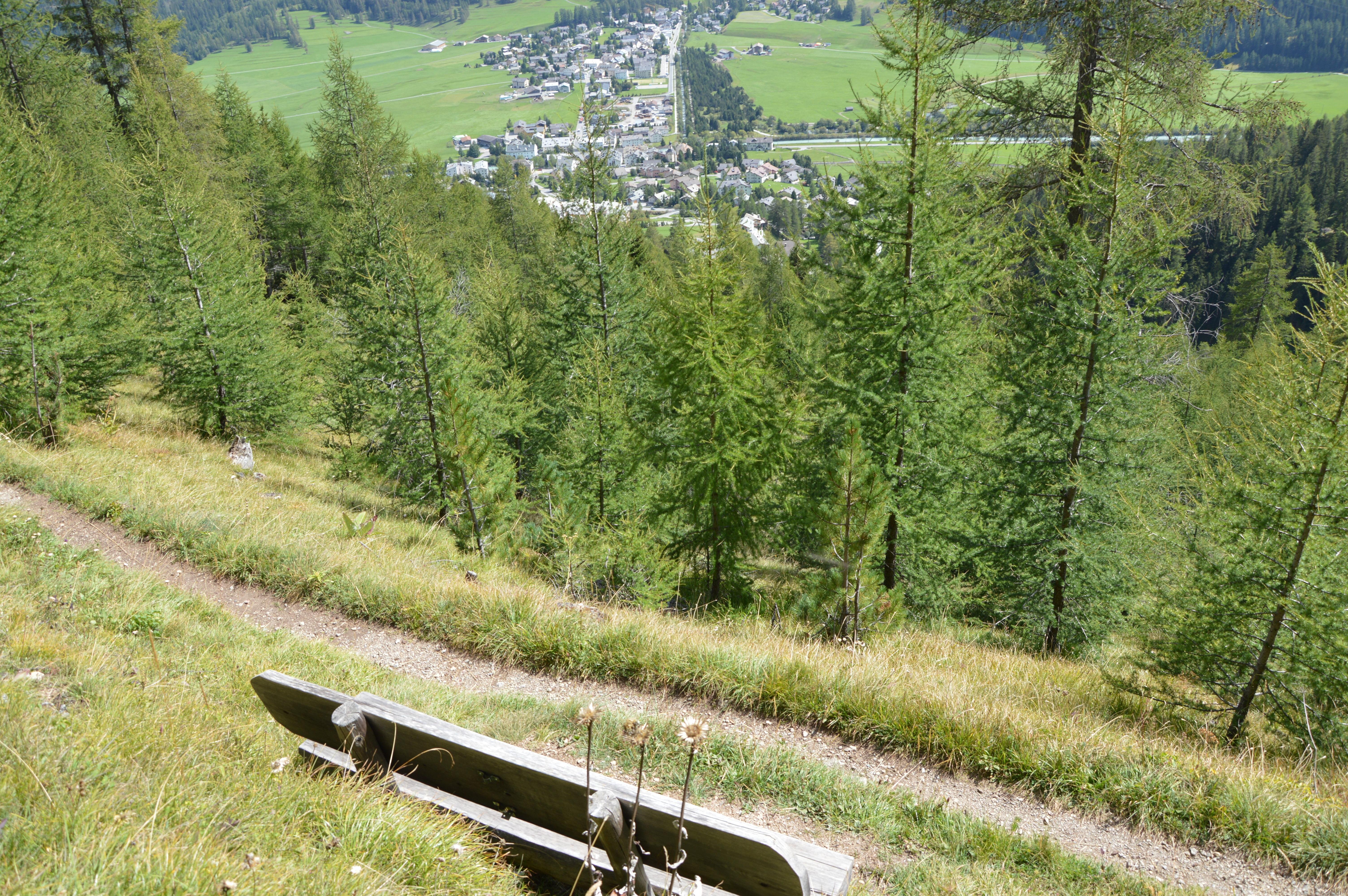Sitzbank Via Segantini 2 Slide 4