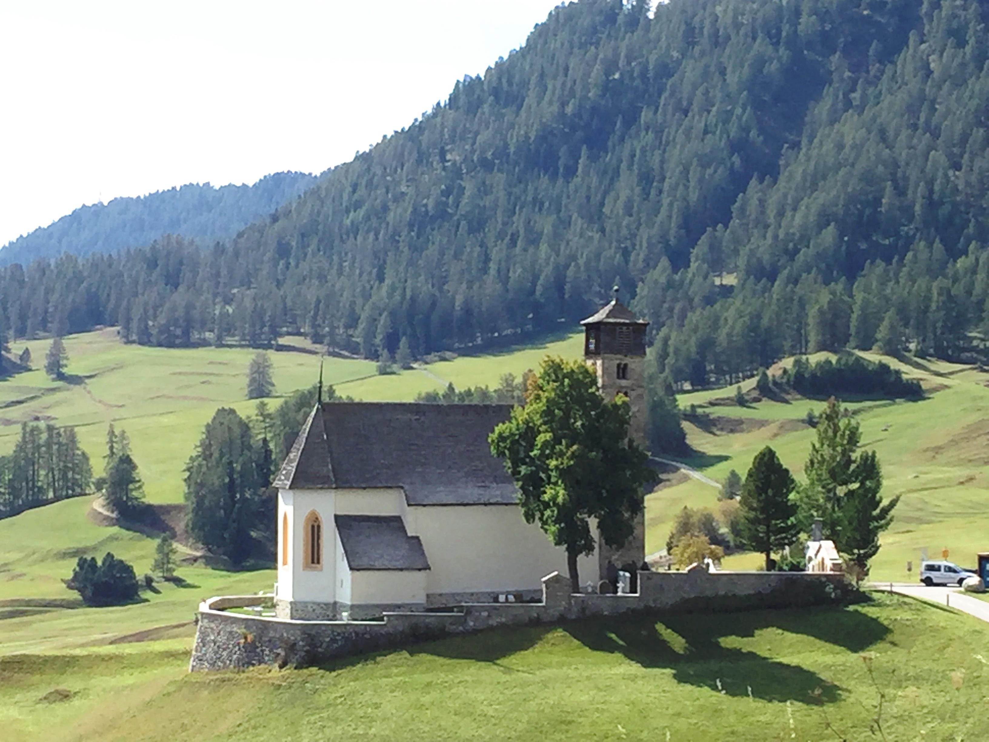 Kirche San Peter Slide 2
