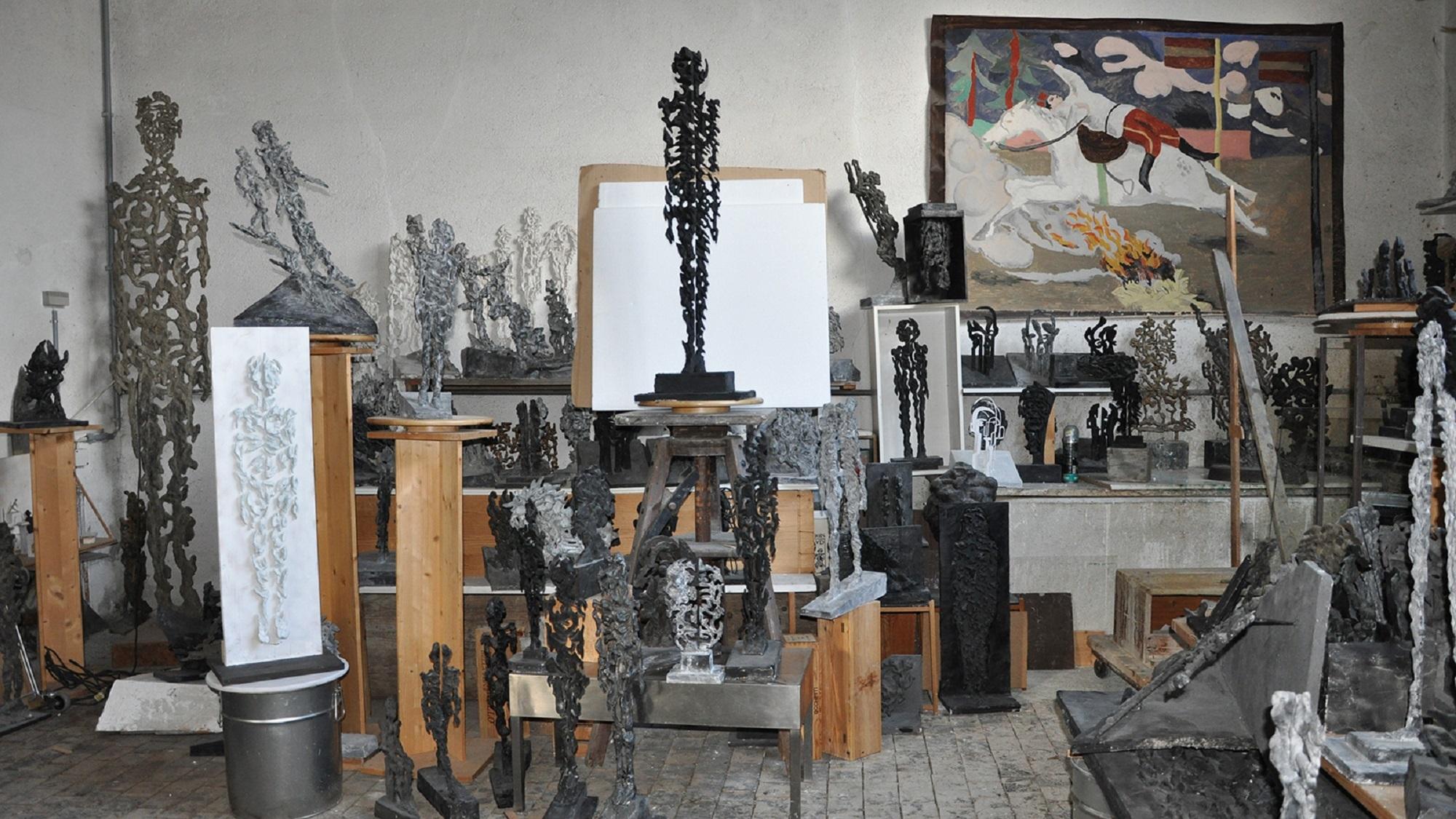 Atelier Giuliano Pedretti Slide 3