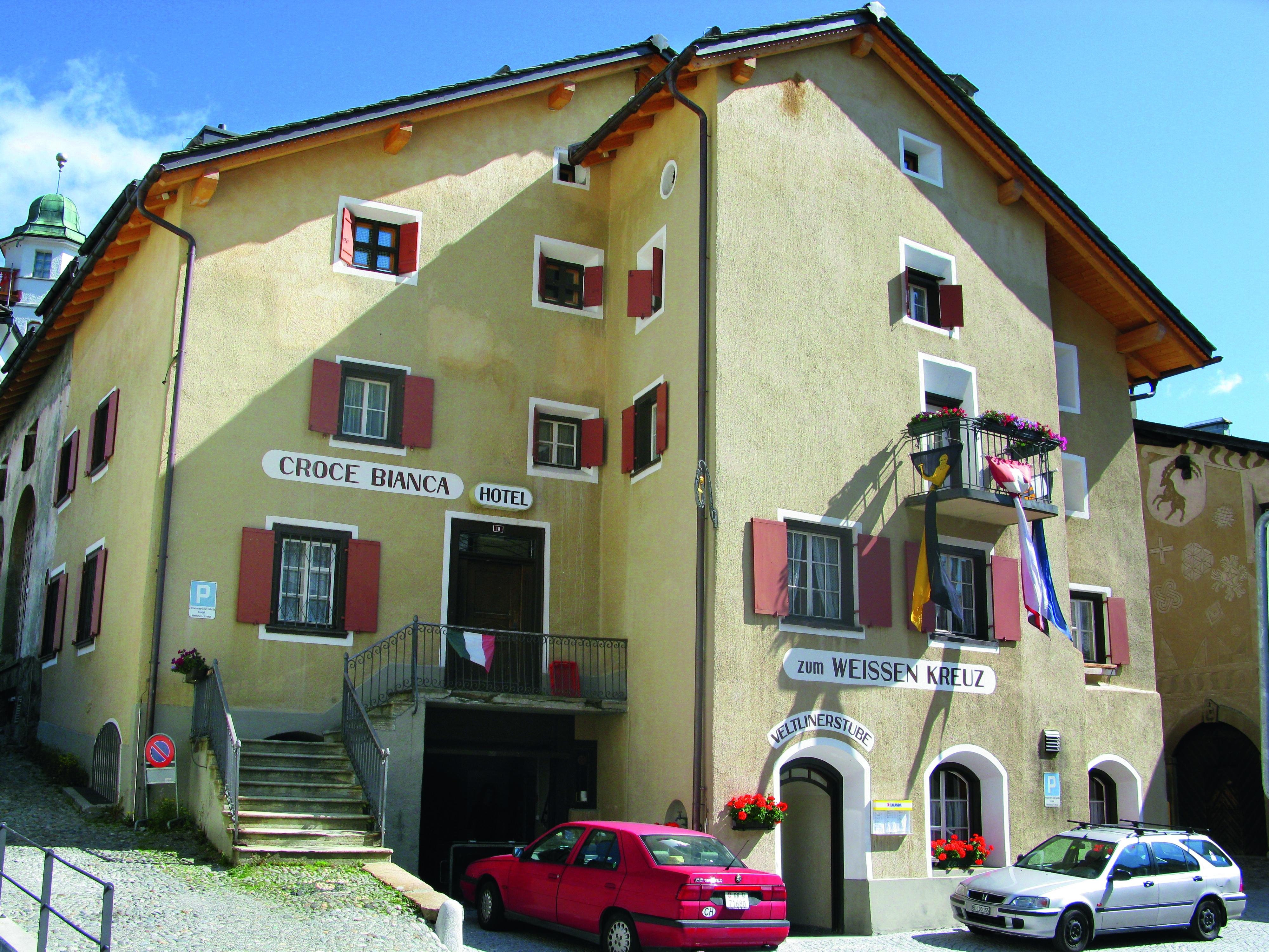 Gasthaus Restaurant zum Weissen Kreuz
