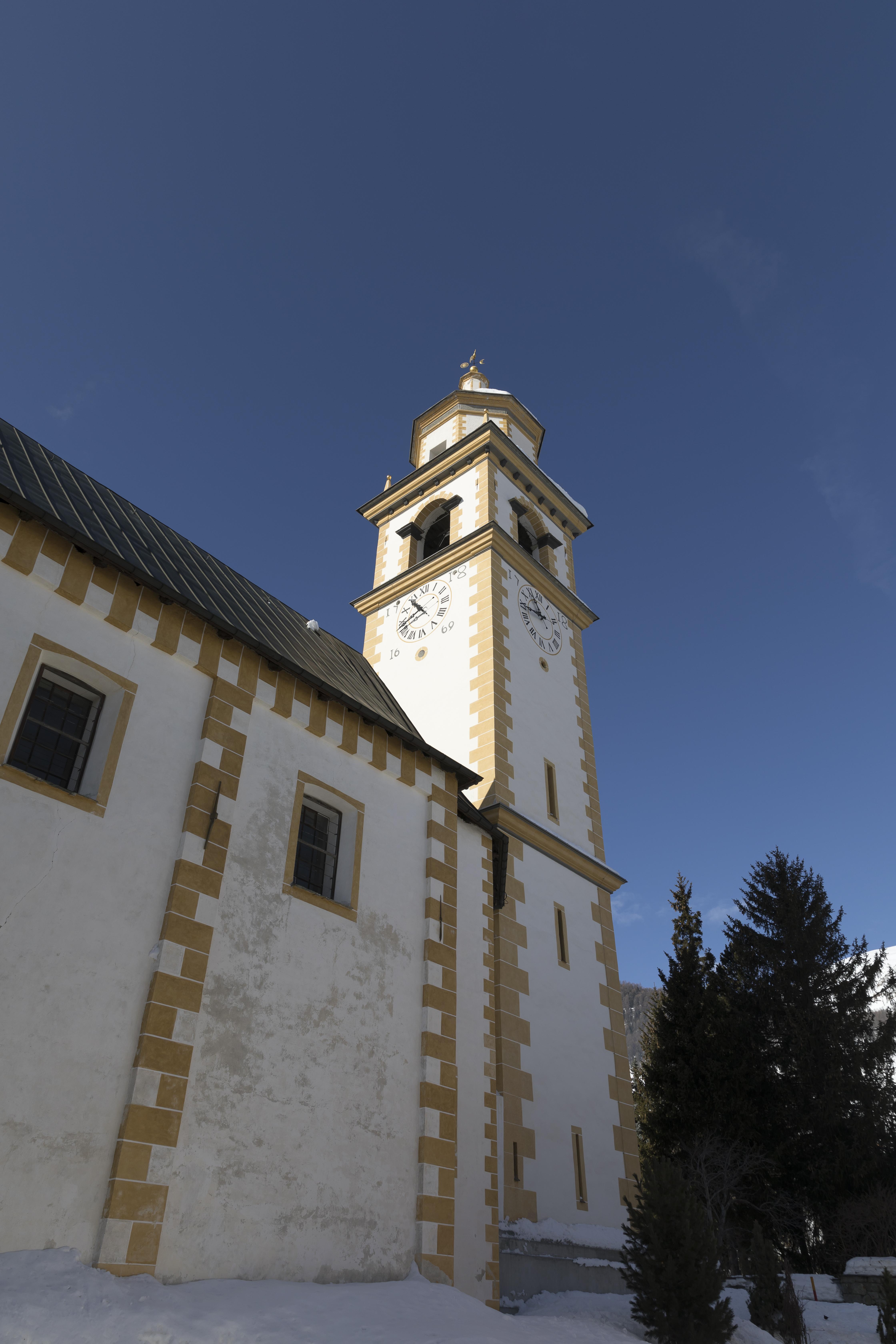 Protestant church Bel Taimpel Slide 6