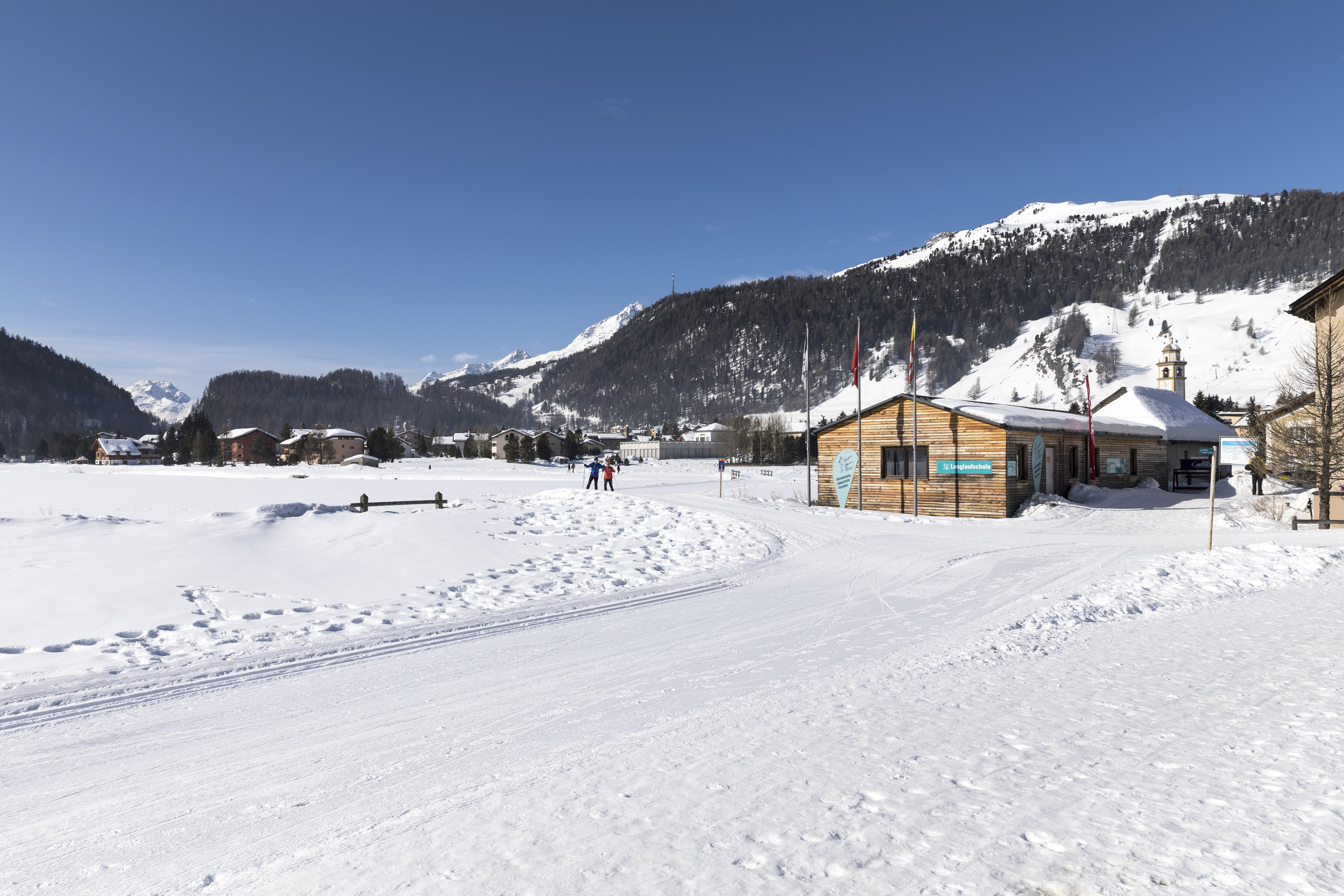Cross-country ski schools