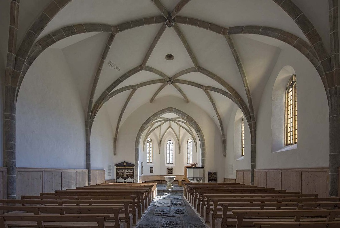 Kirche San Peter Slide 4