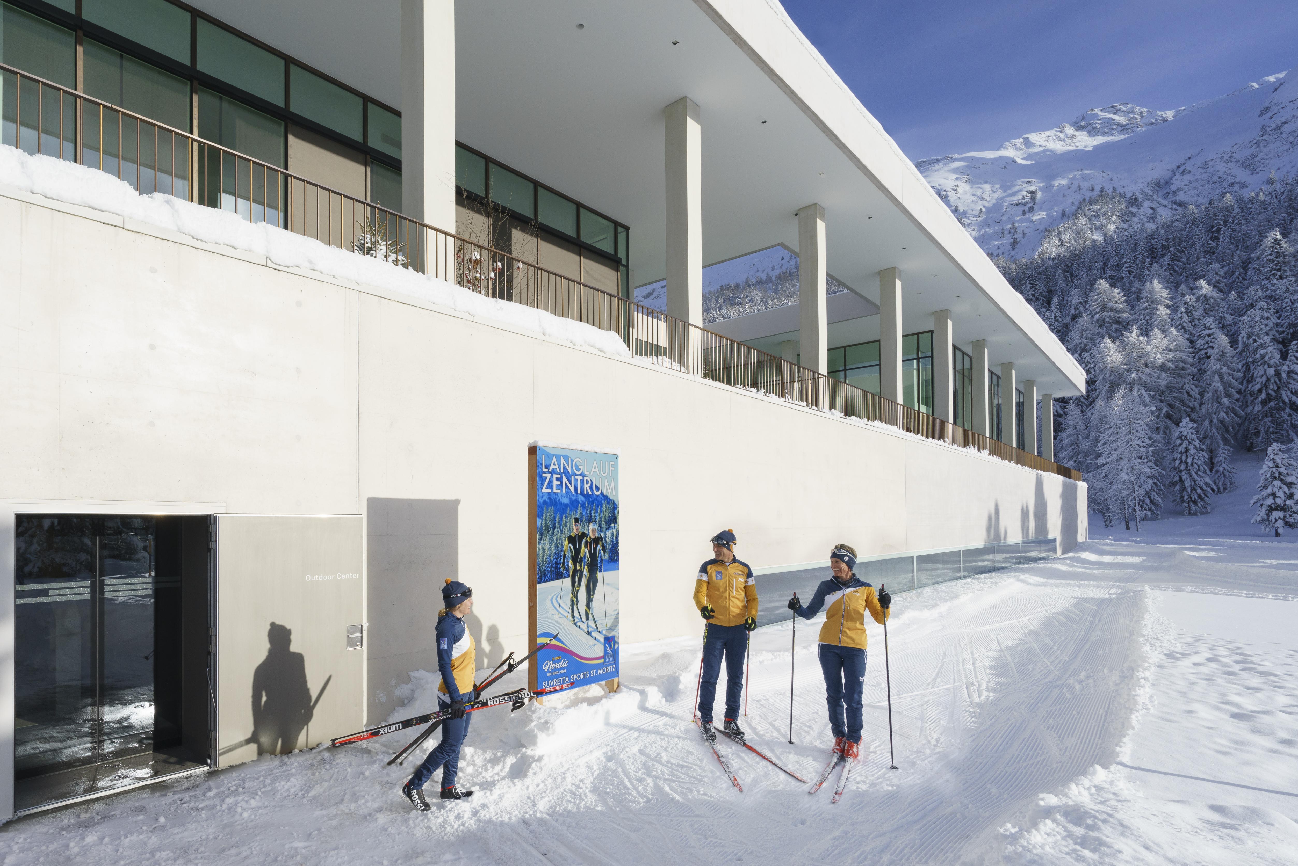Langlaufschule St. Moritz Nordic – Suvretta Sports Slide 3