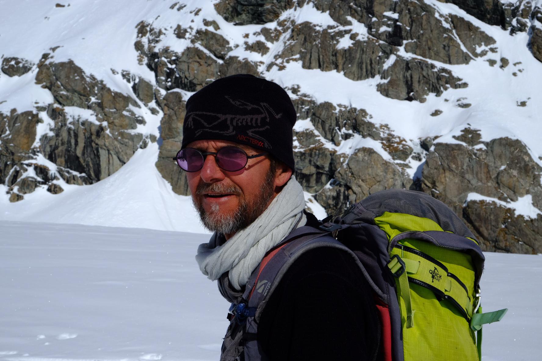Bernina Trekking (Rudolf Wiesner, Schneeschuhwanderleiter mit Eidg. Fachausweis) Slide 4