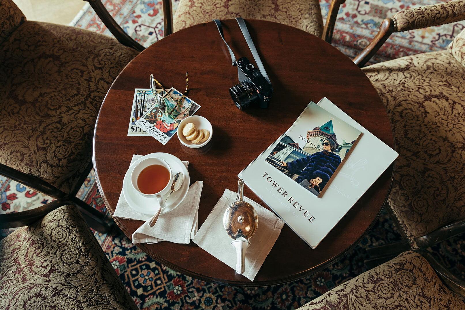 Celebrate and Enjoy Tea Time