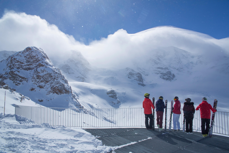 Wintersaison im Oberengadin erfolgreich gestartet Slide 1