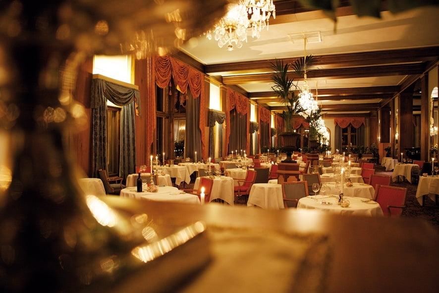 LeRestaurant Badrutts Palace