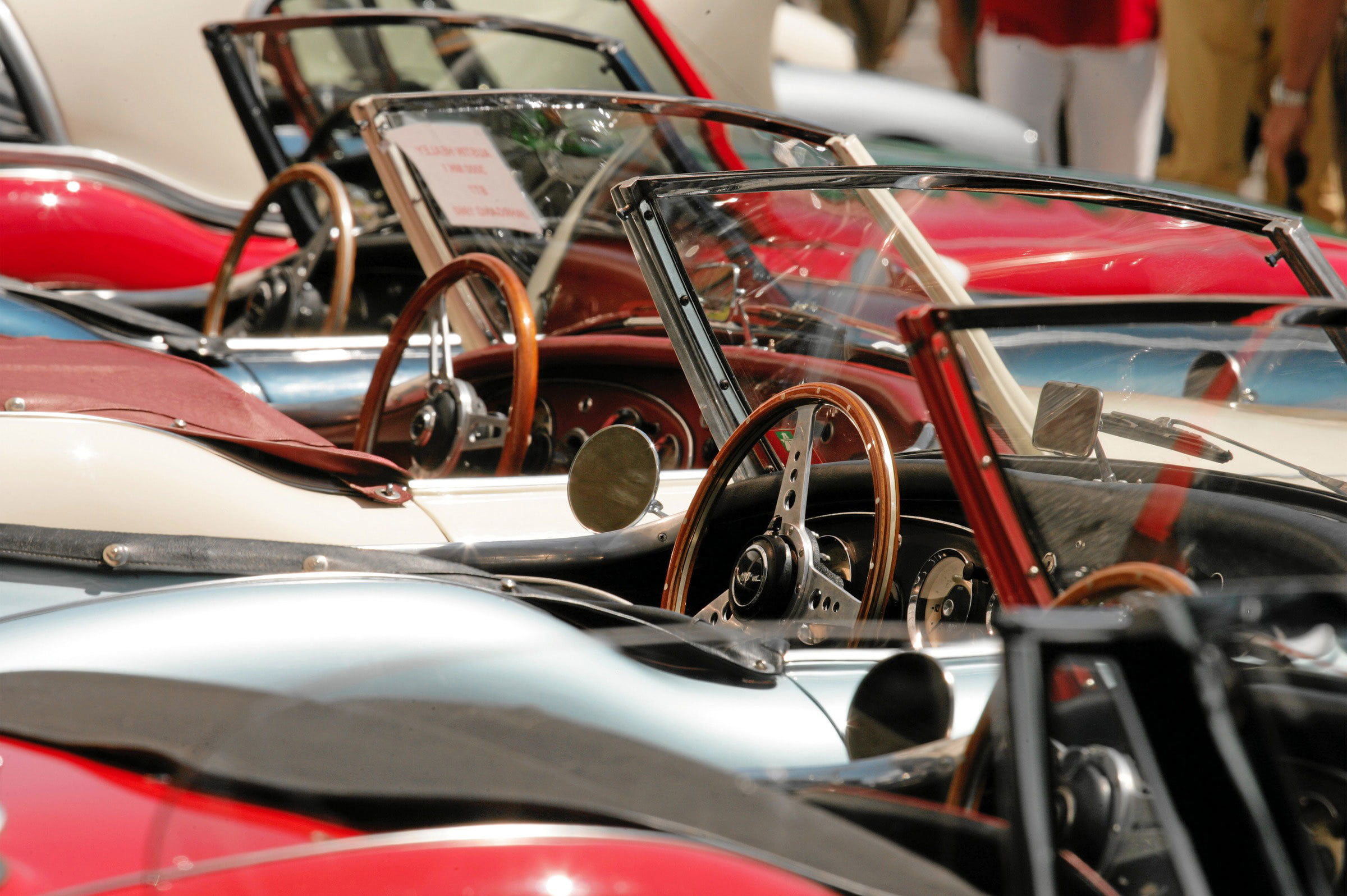 Britisch Classic Car Meeting