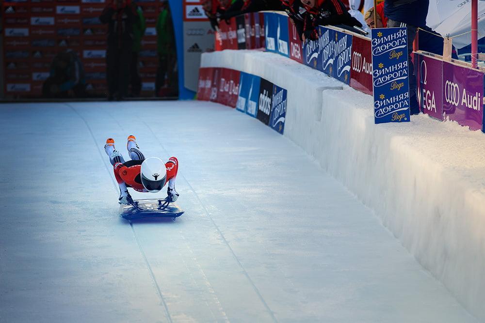 Olympia Bob Run St. Moritz