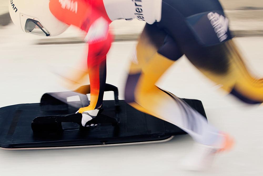 Olympia Bob Run St. Moritz - Celerina