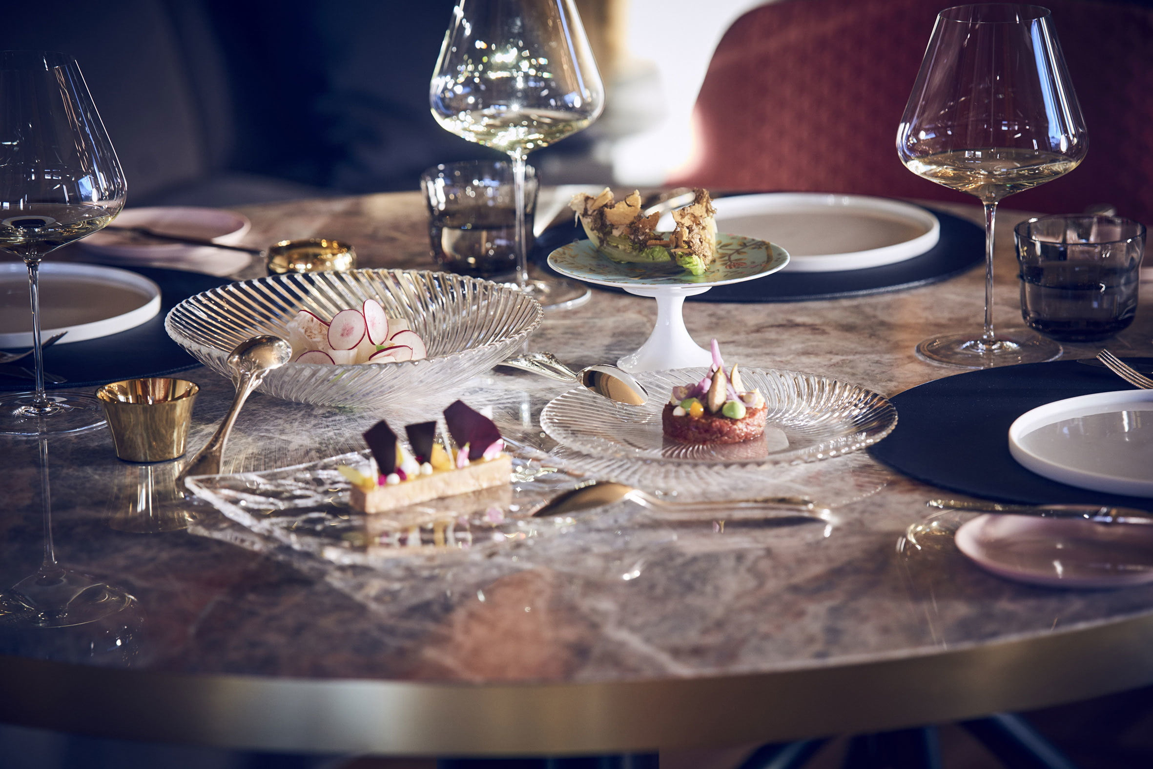 Badrutts Palace Hotel IGNIV Restaurant