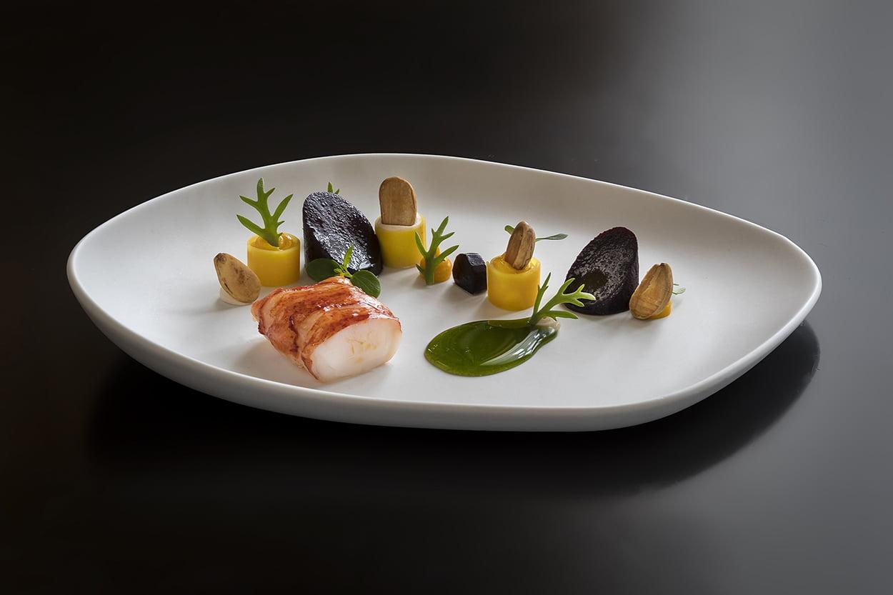 Restaurant Ca Doro Food Hotel Kempinski