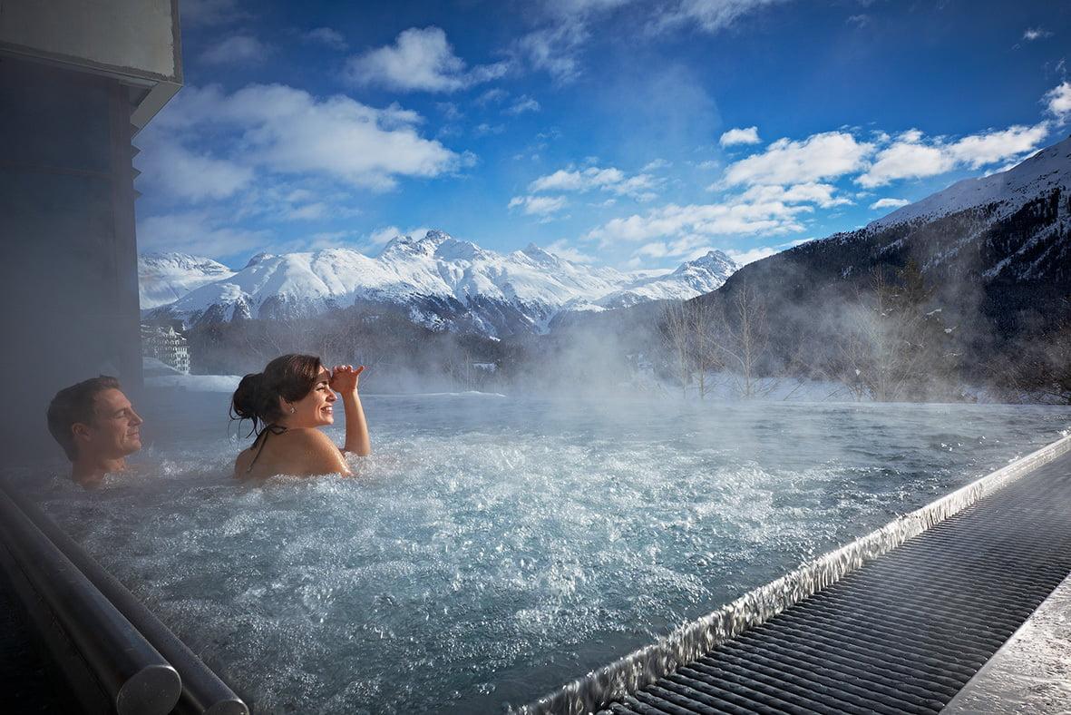 Kulm Spa @ Kulm Hotel St. Moritz