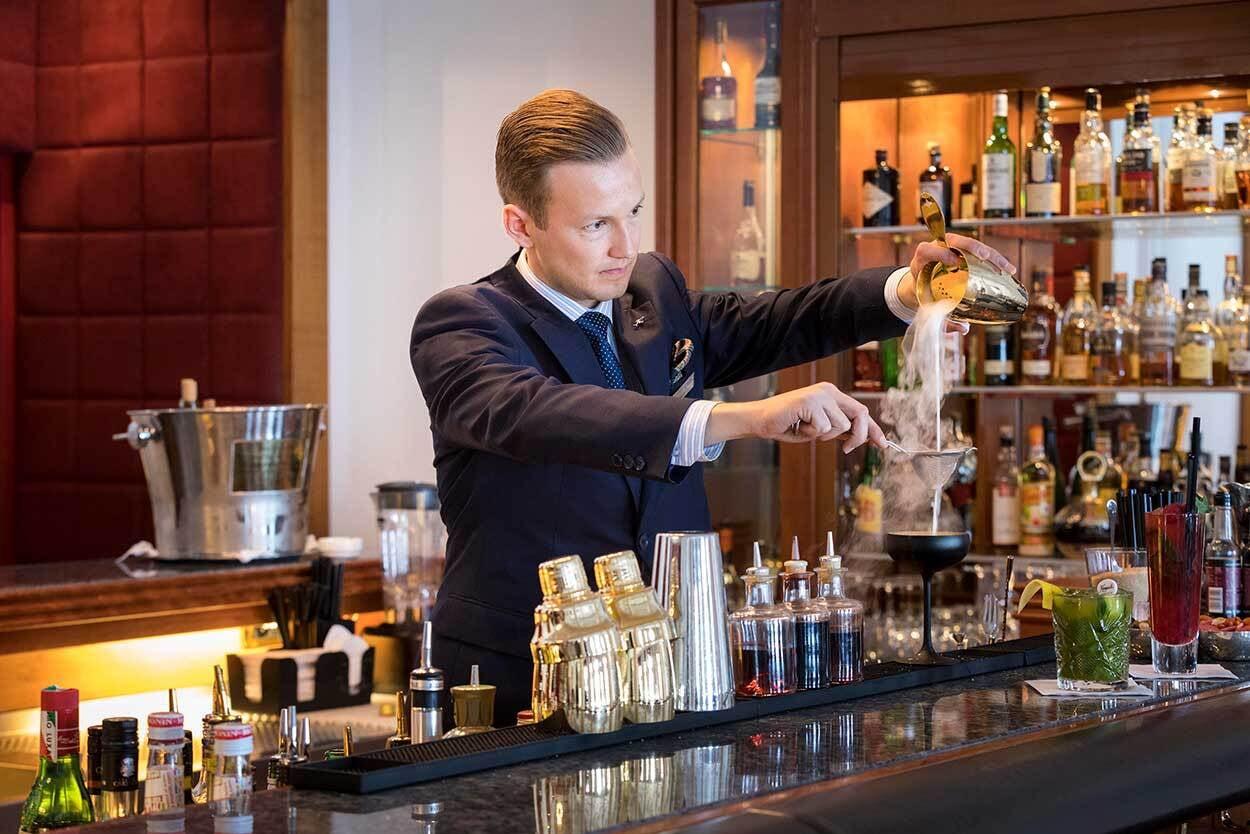 Grand Hotel des Bains Kempinski - Bar