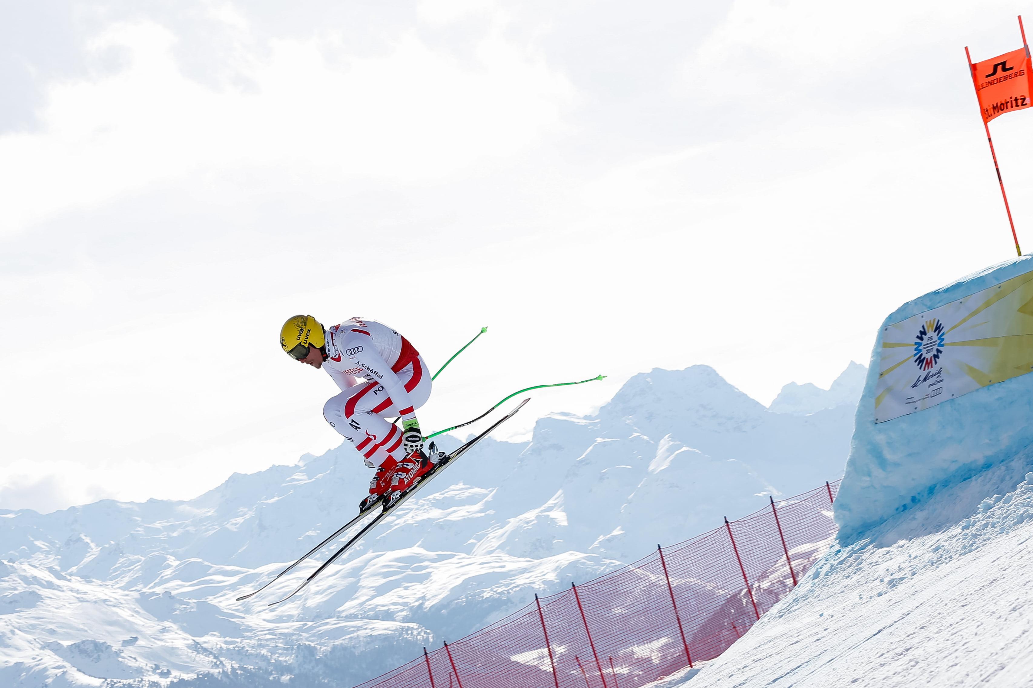 St. Moritz Ski World Championchips 2017