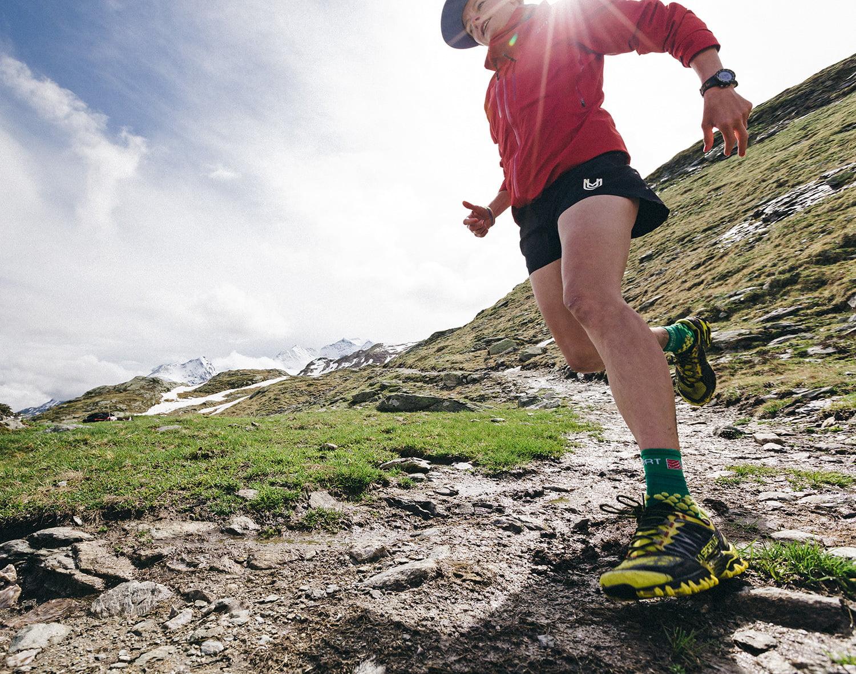 St. Moritz Altitude training