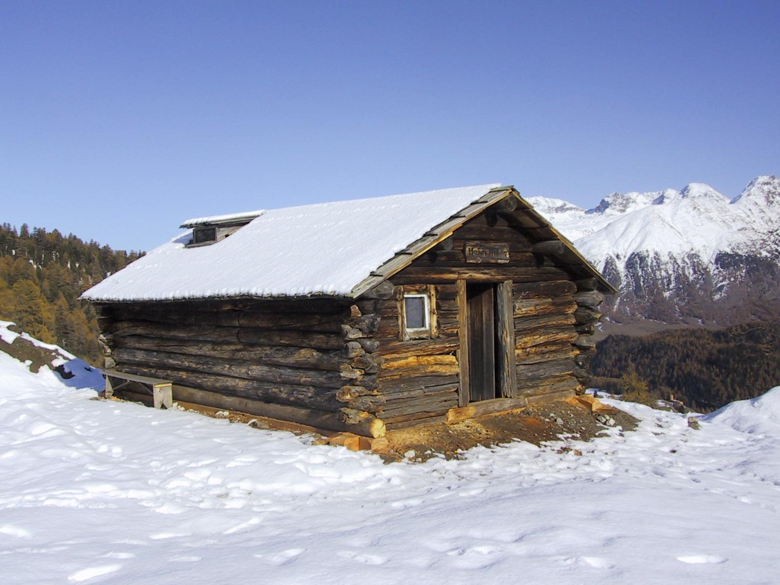 Heidi-Hütte Slide 1